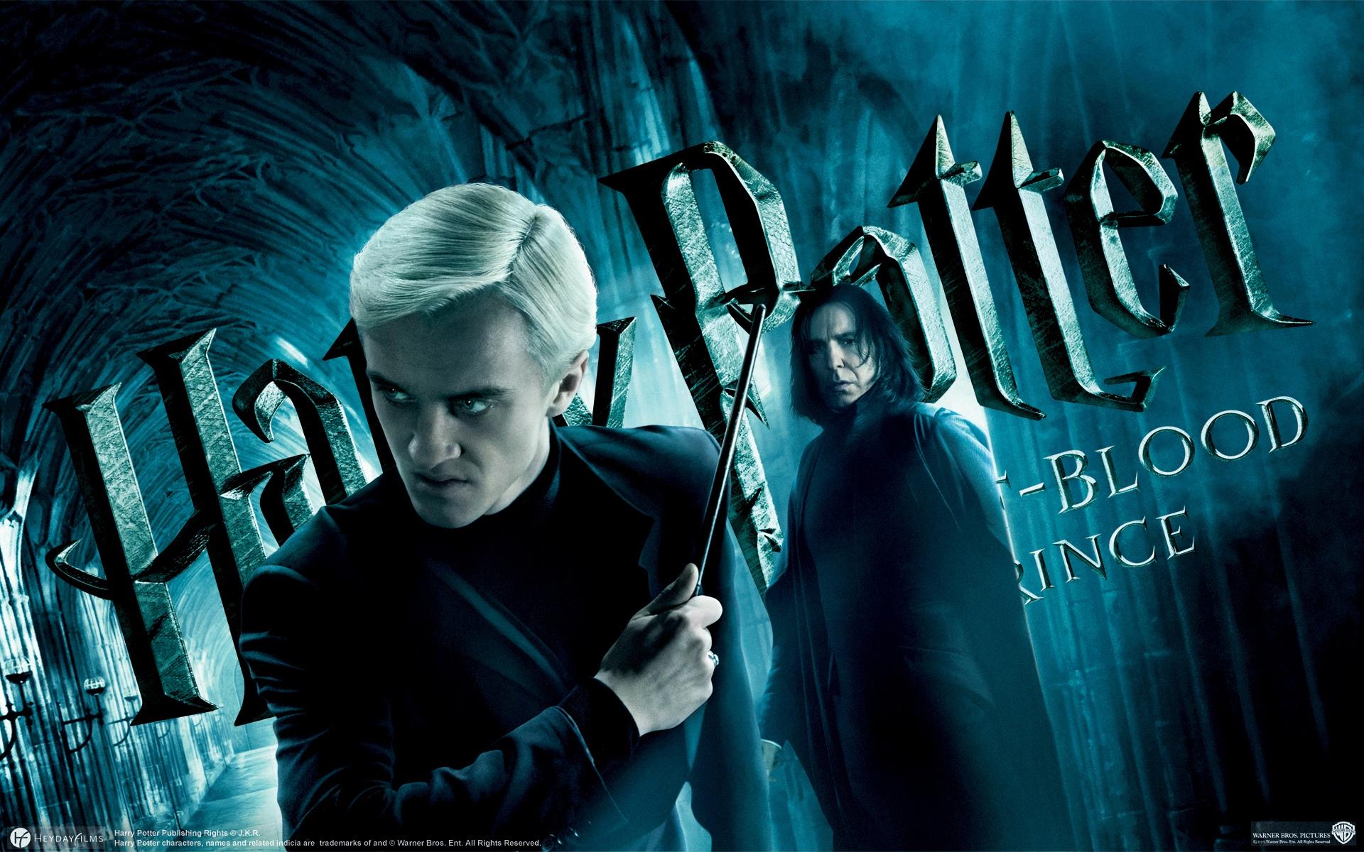 Harry Potter Wallpaper Draco - HD Wallpaper