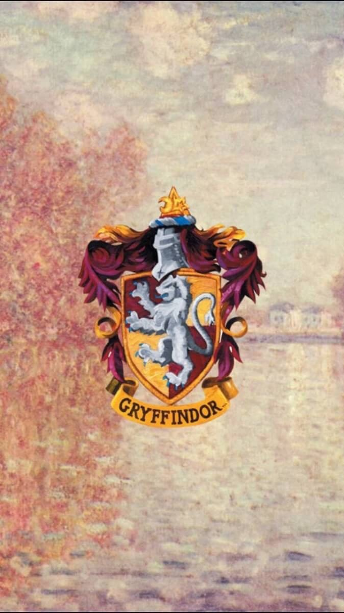 Harry Potter, Gryffindor, And Hogwarts Image - Lock Screen Harry Potter Wallpaper Gryffindor - HD Wallpaper