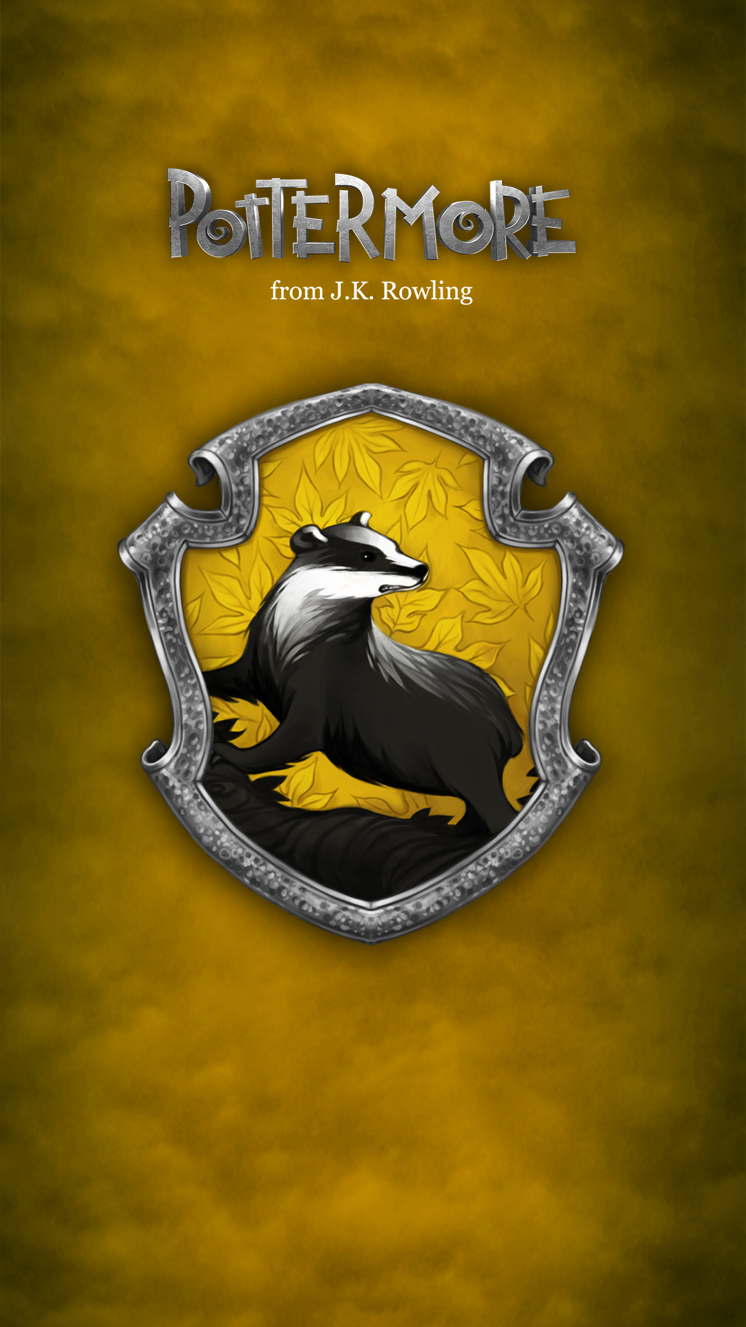 Pictures Harry Potter Iphone - Hufflepuff Wallpaper Iphone 6s - HD Wallpaper