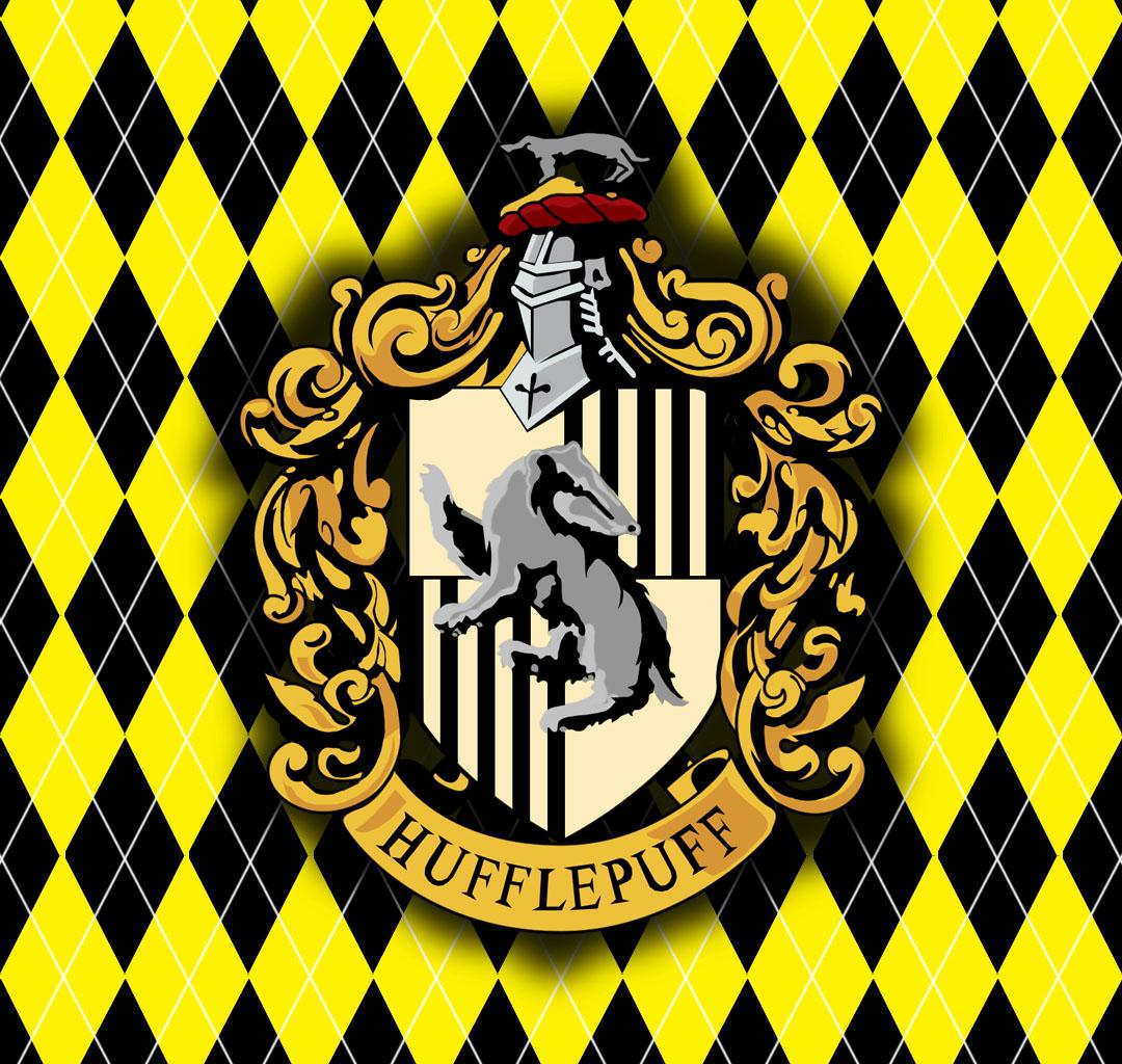 Hufflepuff Harry Potter Sign - HD Wallpaper