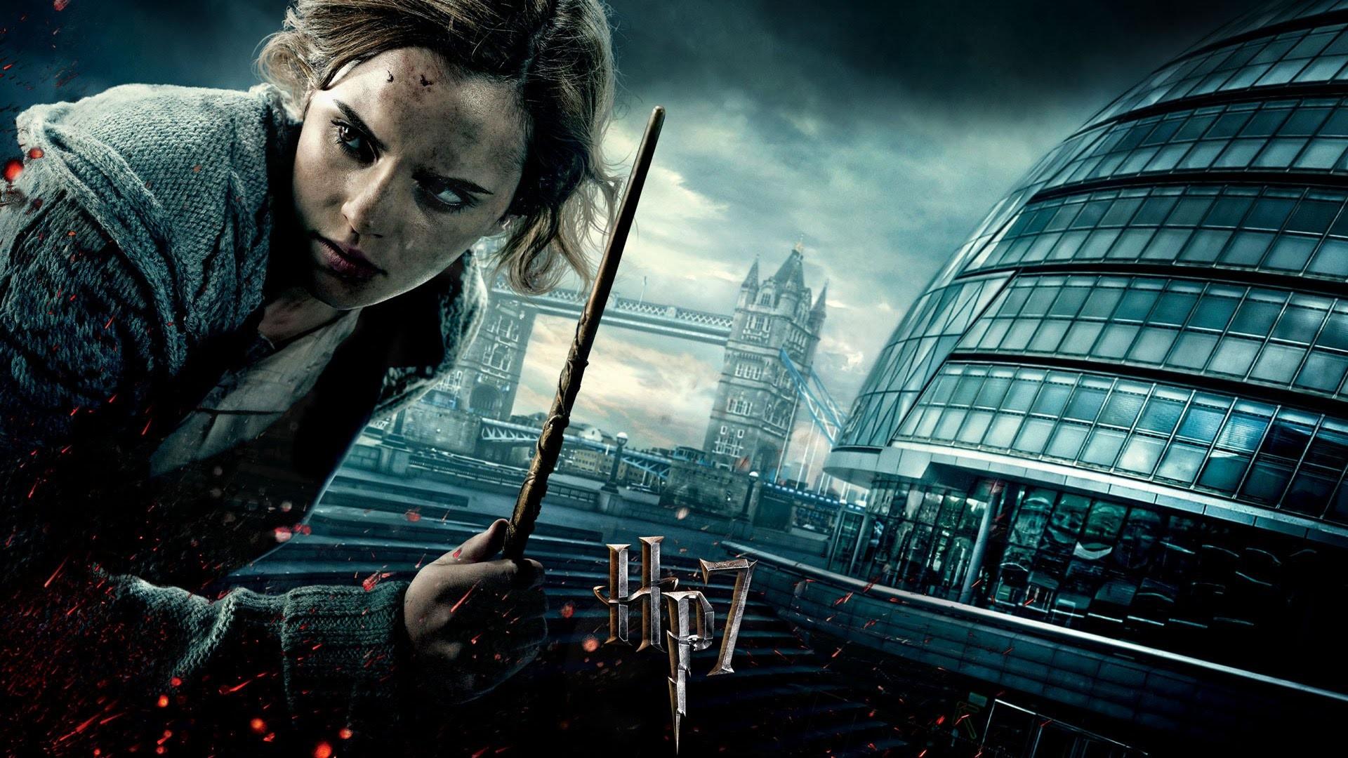 1080p Harry Potter Wallpaper-btm64x6 - Harry Potter Desktop Wallpaper Hermione - HD Wallpaper