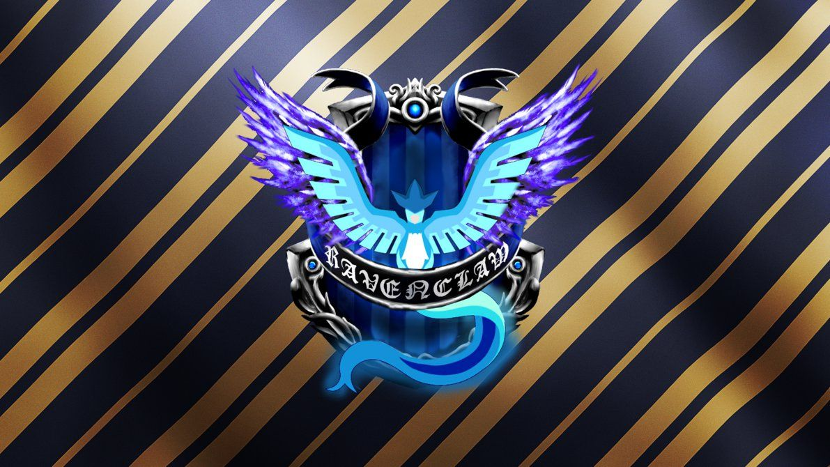 Ravenclaw Harry Potter Background - HD Wallpaper