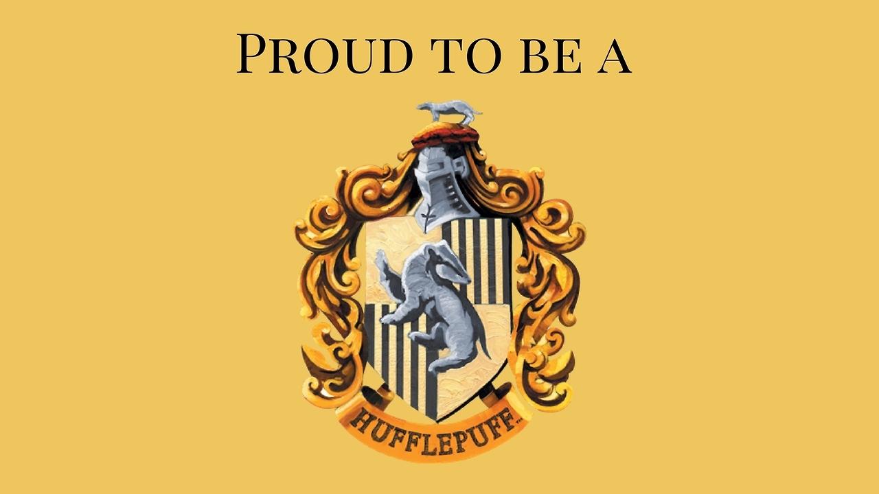 Harry Potter Hufflepuff Png - HD Wallpaper