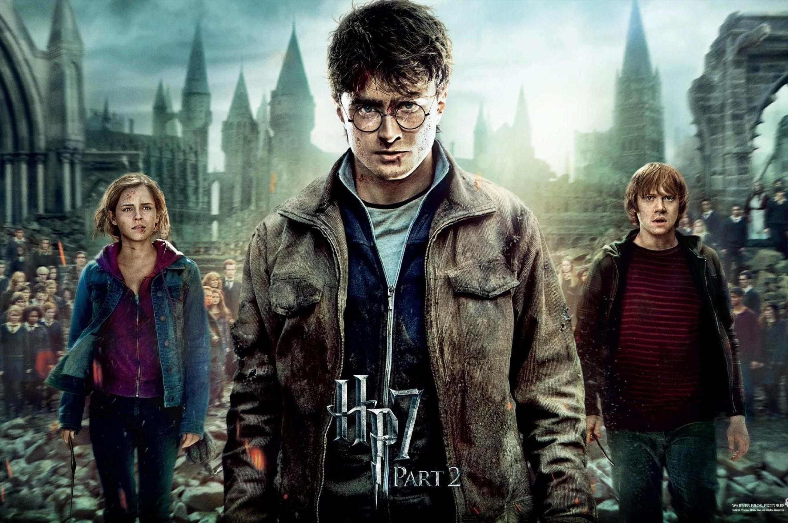 Harry Potter Harry Hermione Ron Best ...