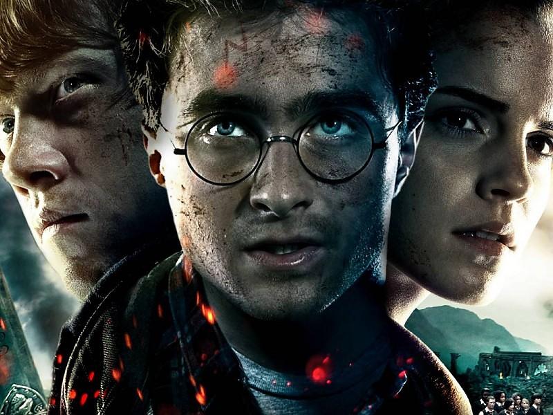 Harry Potter Movies Wallpaper - Cool Harry Potter - HD Wallpaper
