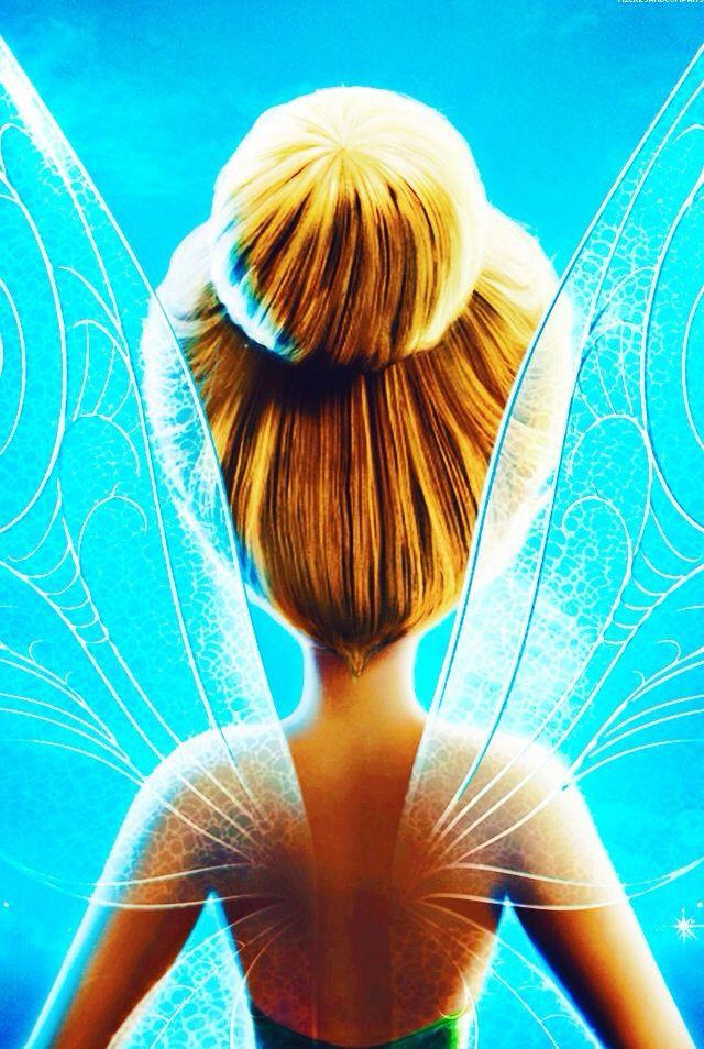 100% Quality Hd Disney Pics, By Mei Hiett - Papel De Parede Para Celular Tinker Bell - HD Wallpaper