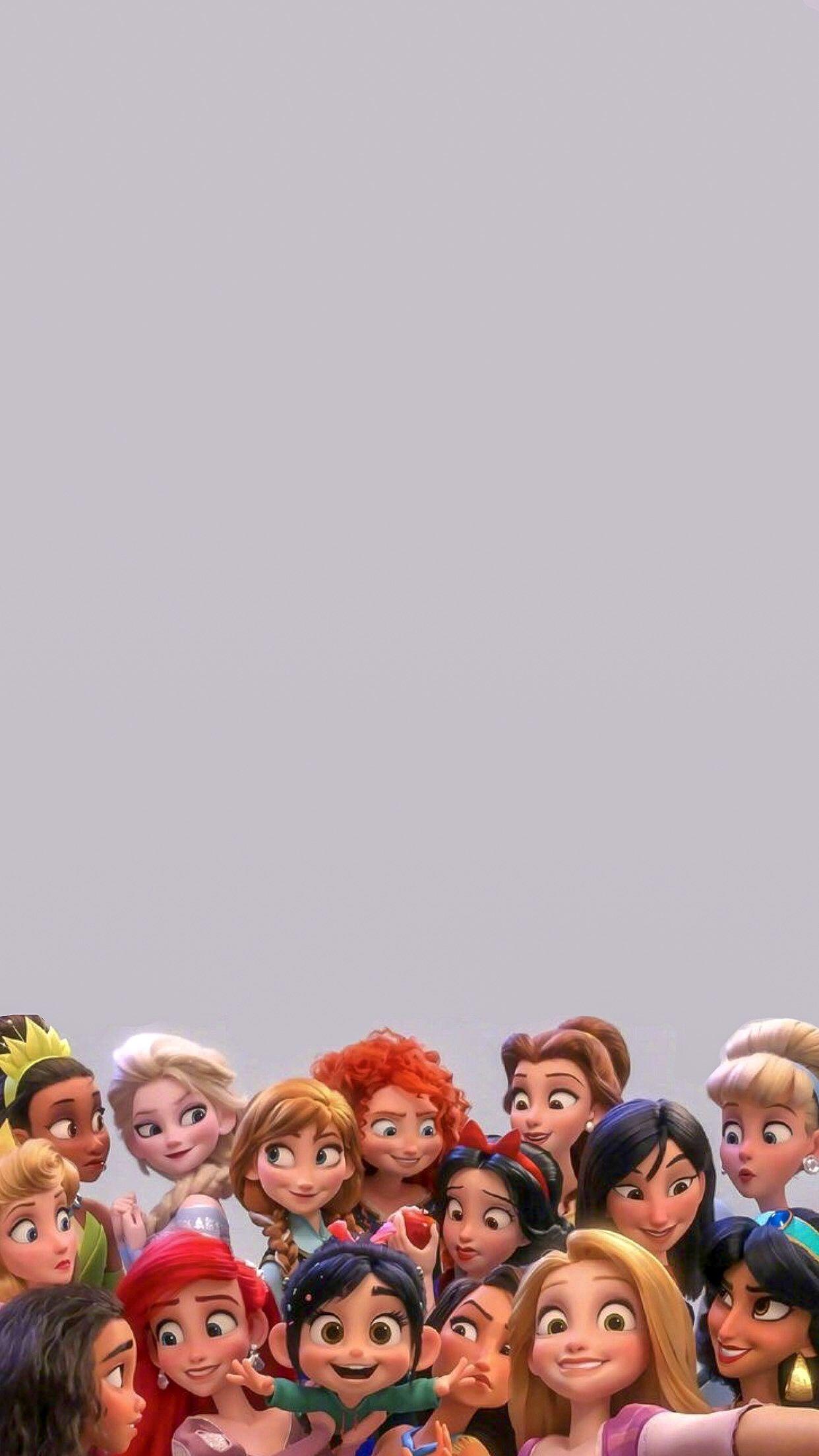 Iphone 11 Wallpaper Disney Princess ...