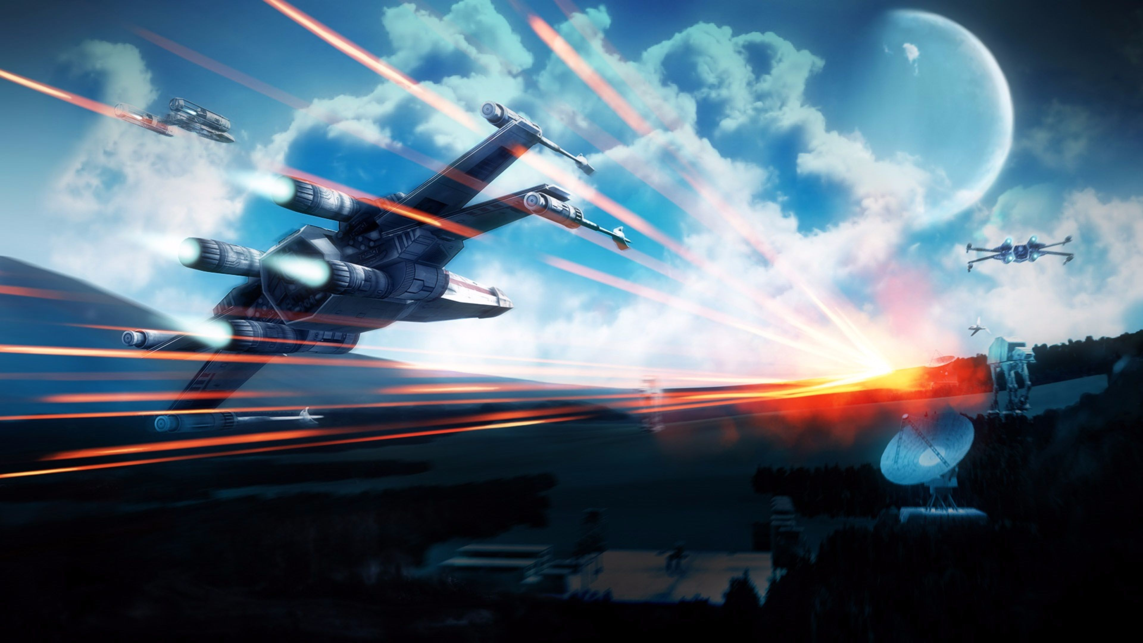 4k Star Wars Wallpaper High Quality Star Wars 3840x2160 Wallpaper Teahub Io