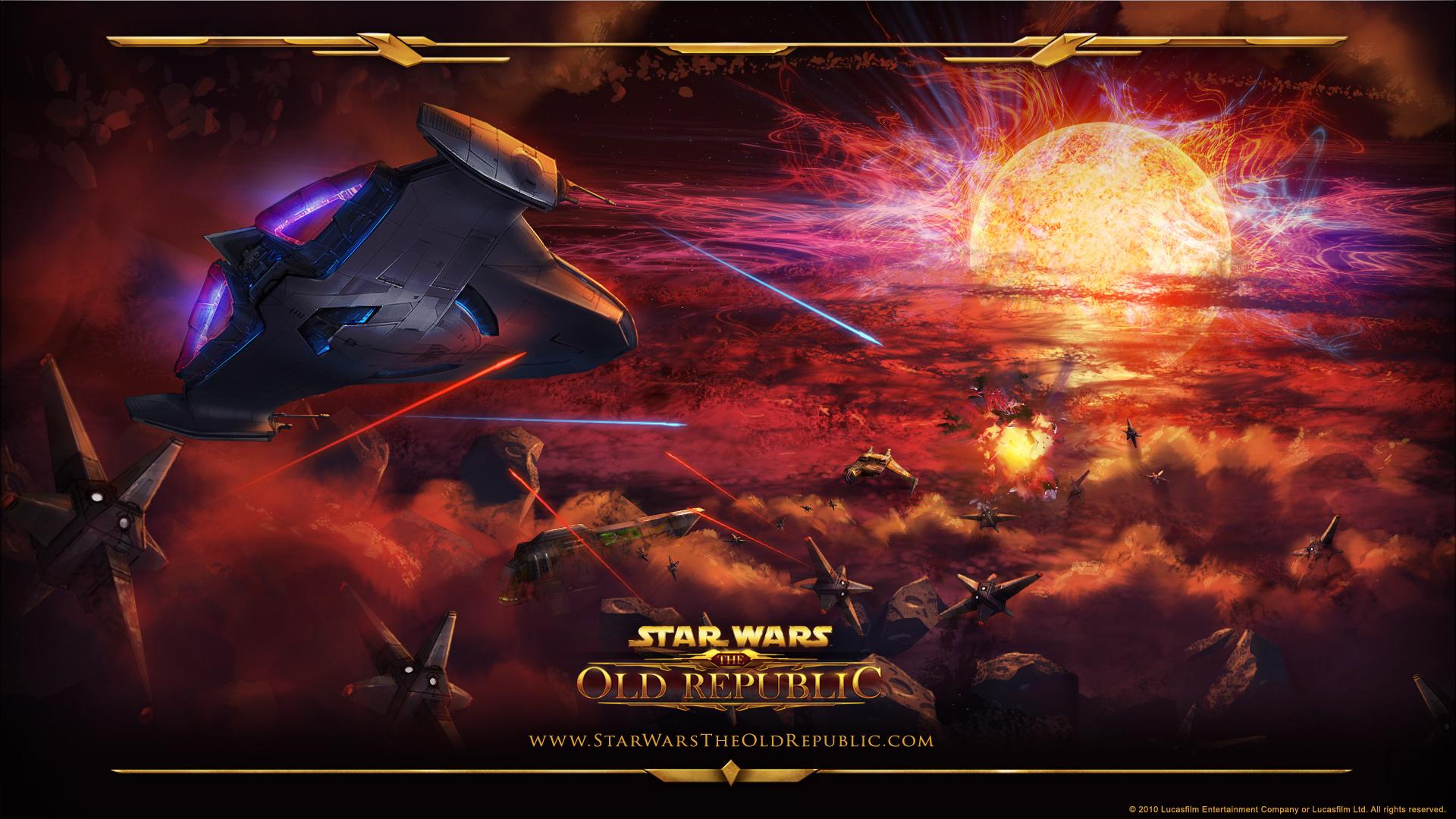 Star Wars The Old Republic X70b 1920x1080 Wallpaper Teahub Io