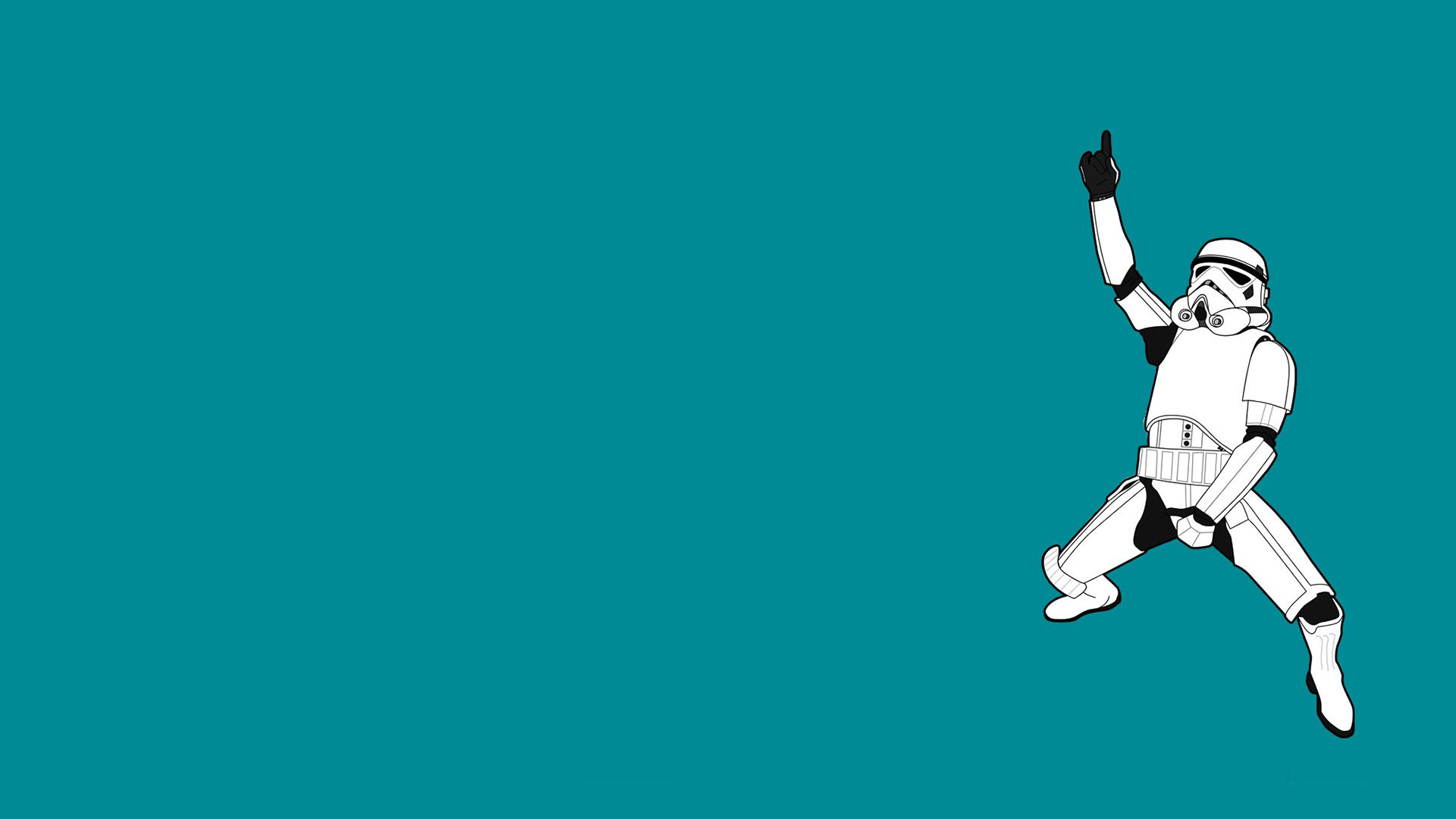 Star Wars Minimalist Hd Wallpaper For Laptop Funny Backgrounds 1920x1080 Wallpaper Teahub Io