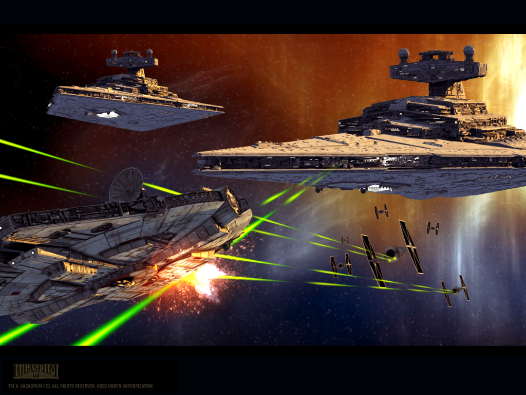 Star Wars Epic Empire 1024x768 Wallpaper Teahub Io