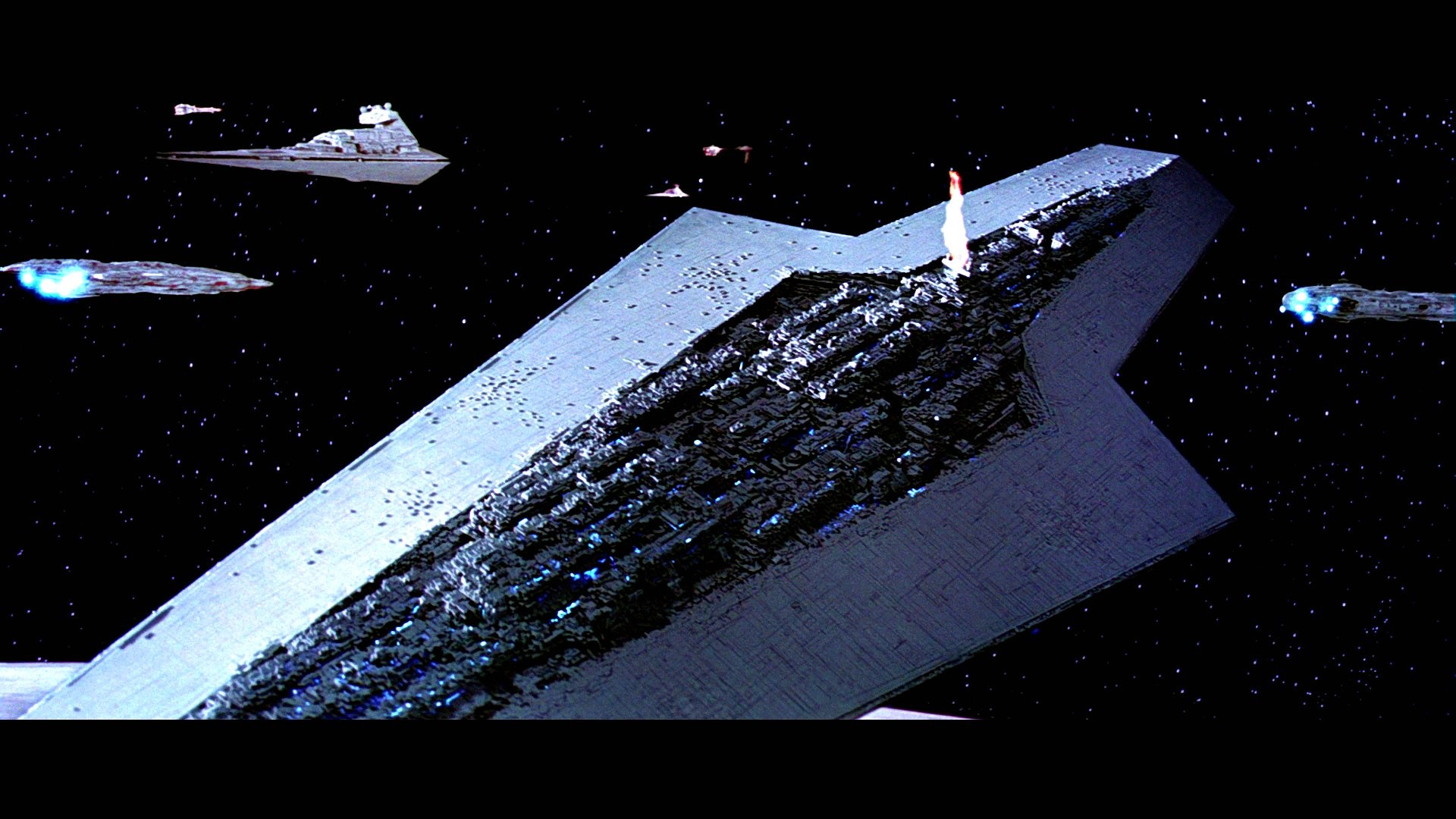 Super Star Destroyer 1920x1080 Wallpaper Teahub Io