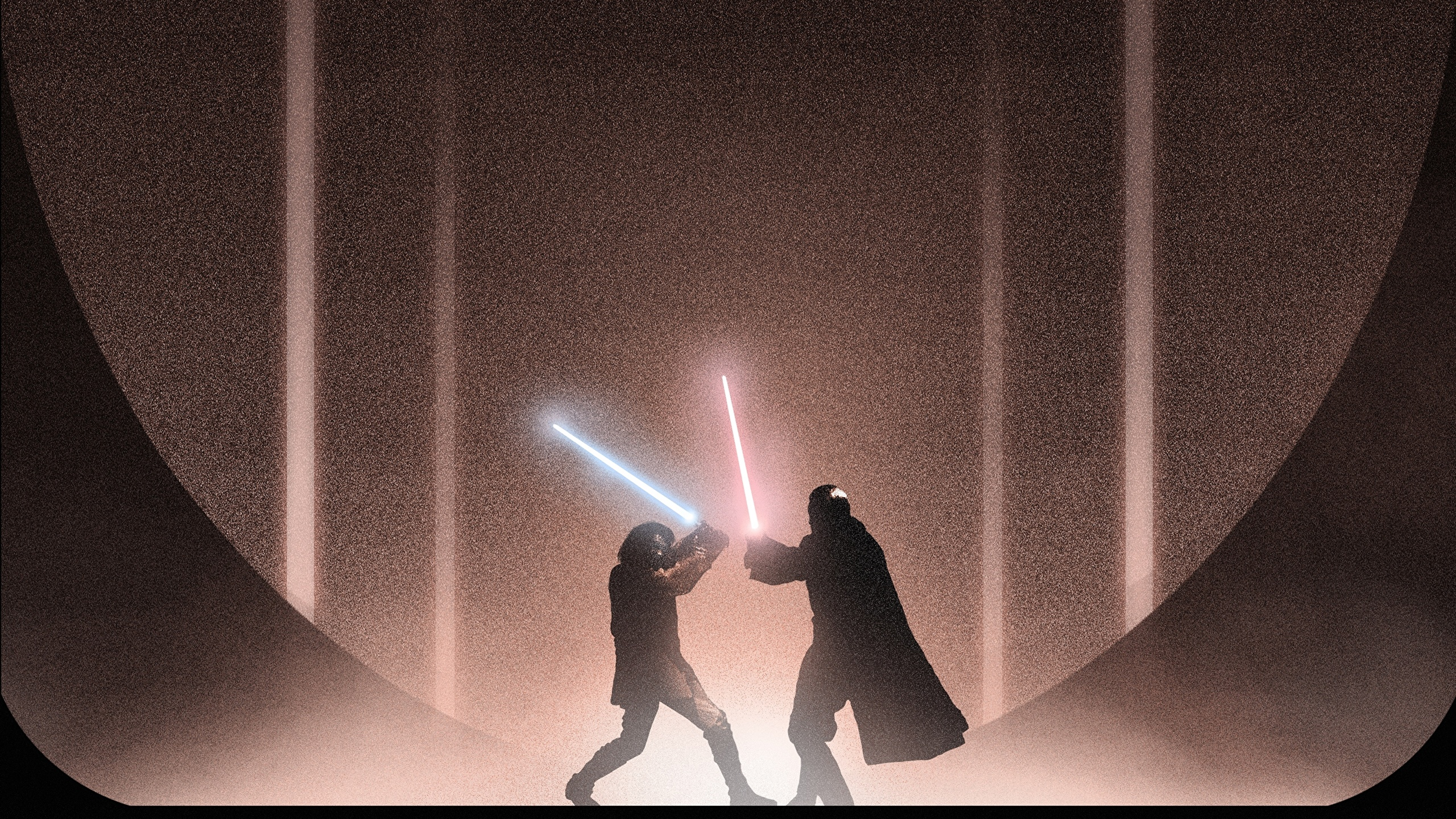 Star Wars Lightsaber Duels Episodes 2560x1440 Wallpaper Teahub Io