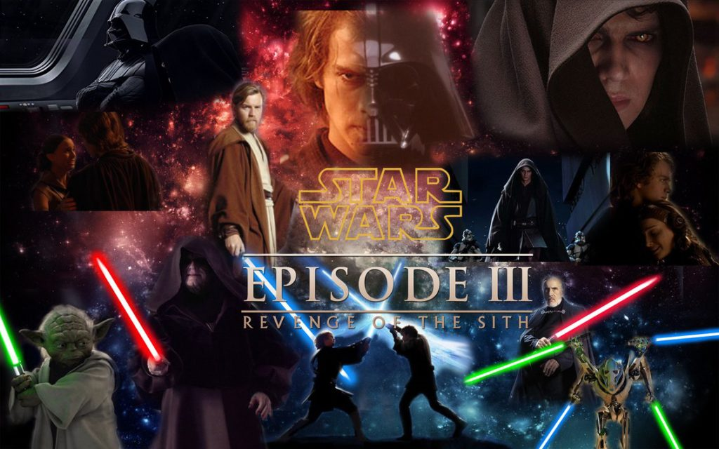 Star Wars 3 1024x640 Wallpaper Teahub Io