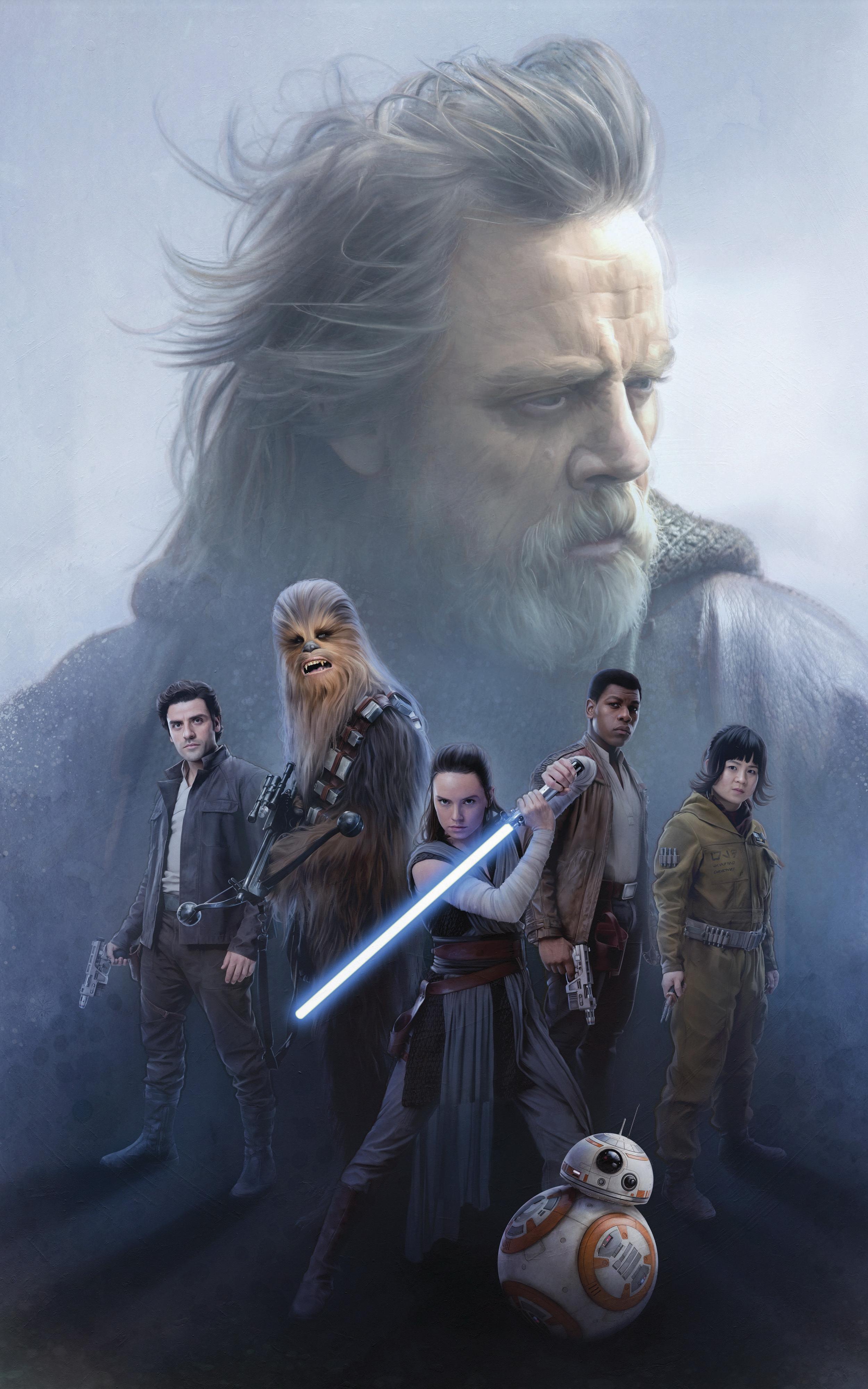 Star Wars New Movie 2018 2500x4000 Wallpaper Teahub Io