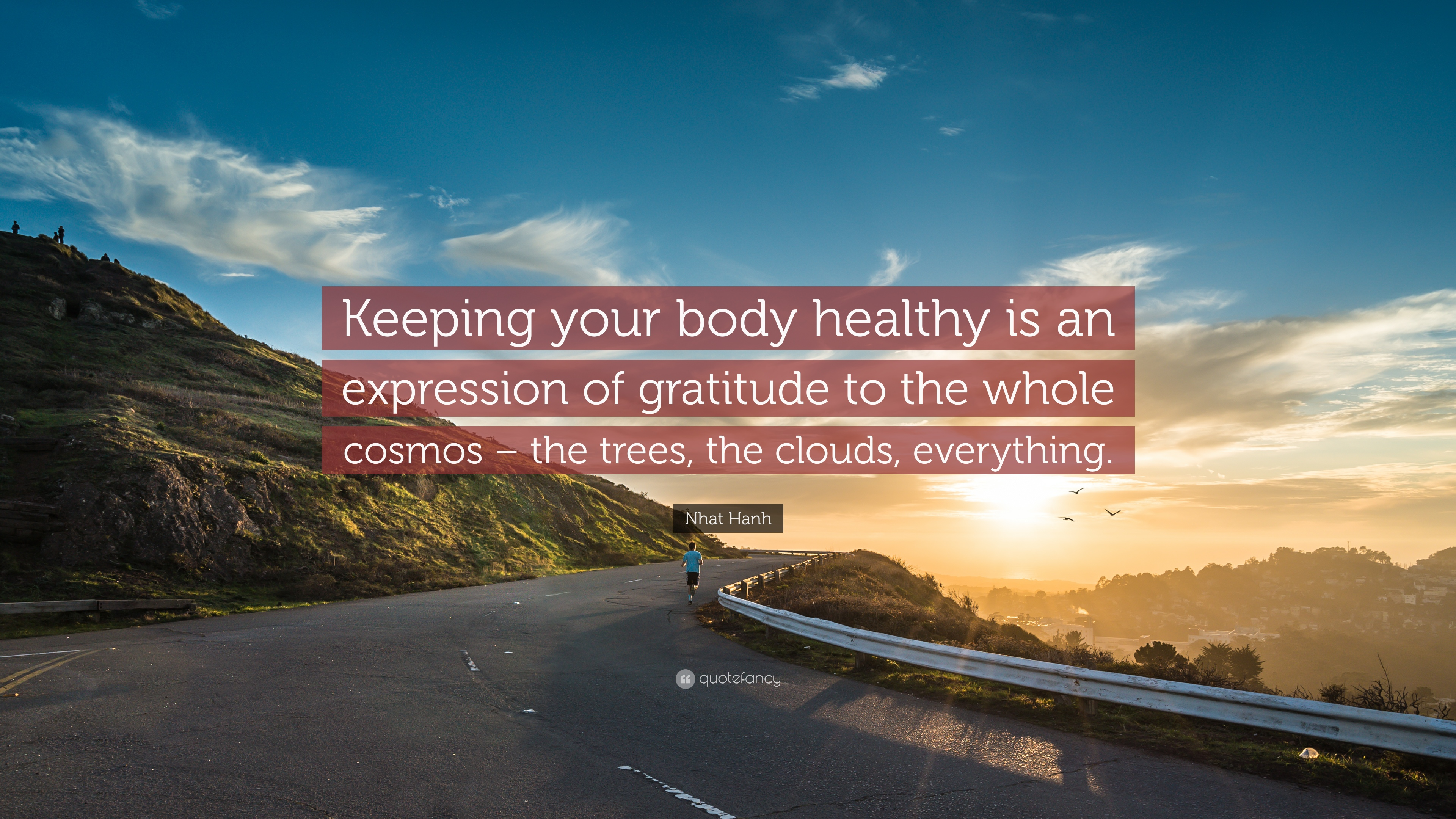 """""""keeping Your Body Healthy Is An Expression Of Gratitude - Does Not Matter How Slowly You Go As Long - HD Wallpaper"""