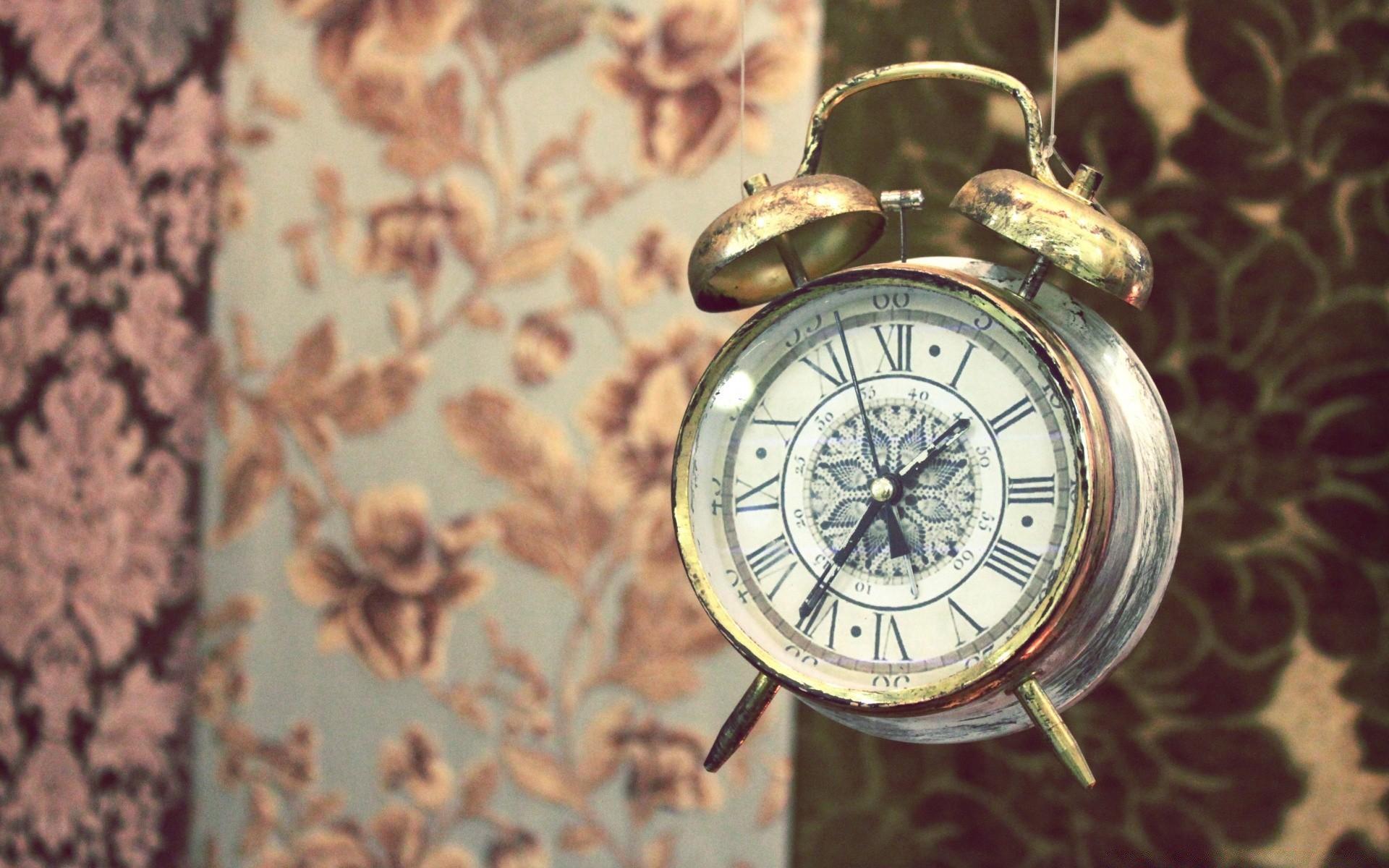 Vintage Antique Time Retro Old Clock Gold Watch Desktop - Scrapear - HD Wallpaper