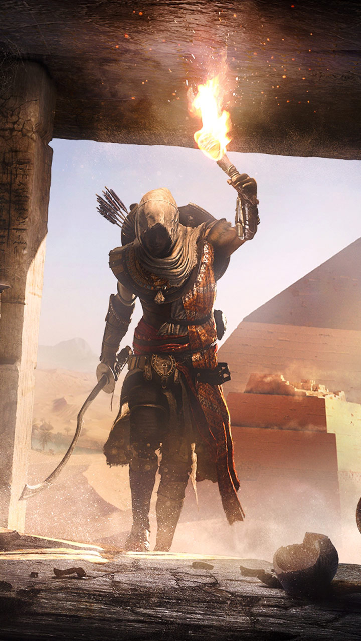 Assassin S Creed Origins Wallpaper Assassin S Creed Origins