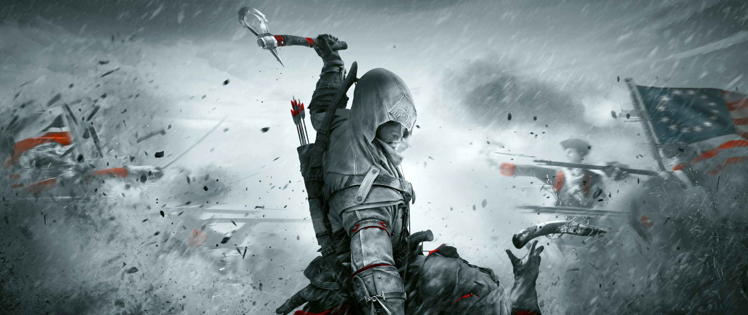 Assassin S Creed Wallpaper 4k 2560x1080 Wallpaper Teahub Io