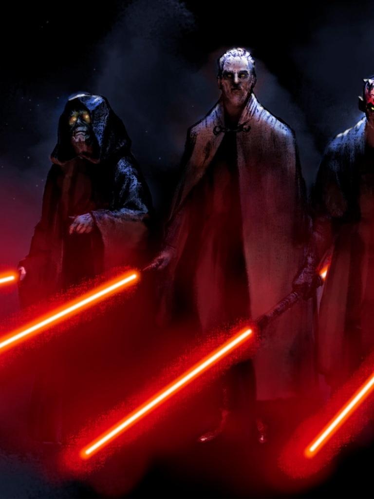 Sith Star Wars Wallpaper Iphone 768x1024 Wallpaper Teahub Io