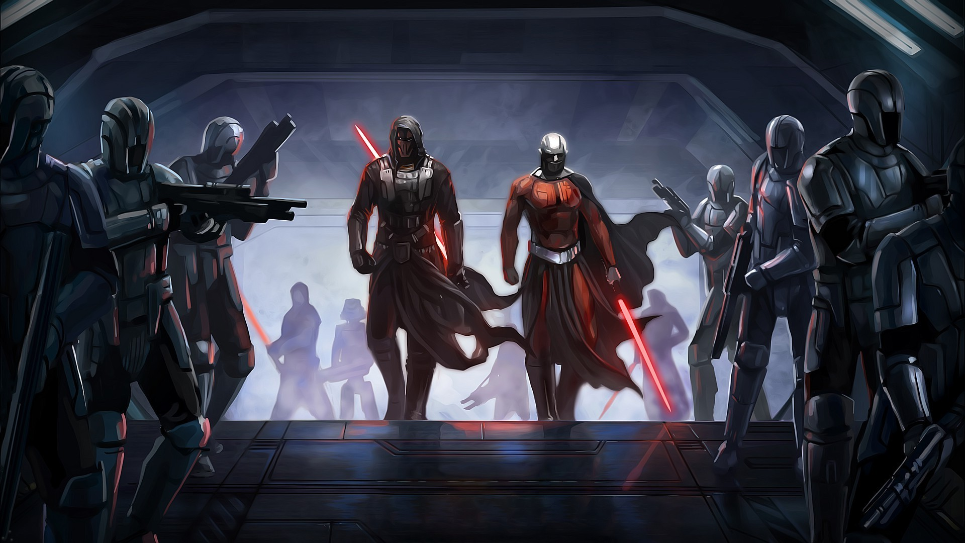 Revan Lightsaber Star Wars Malak Sith Star Wars Star Wars Knights Of The Old Republic 1920x1080 Wallpaper Teahub Io