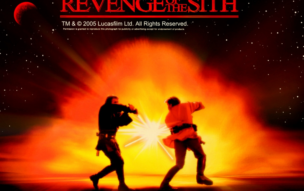 Revenge Of The Sith Wallpapers Star Wars Revenge Of The Sith 1280x804 Wallpaper Teahub Io