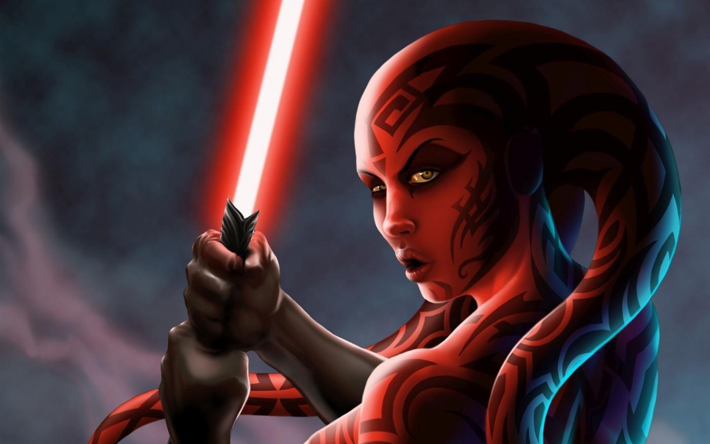 High Resolution Star Wars Comics Hd Wallpaper Id Darth Talon 1440x900 Wallpaper Teahub Io