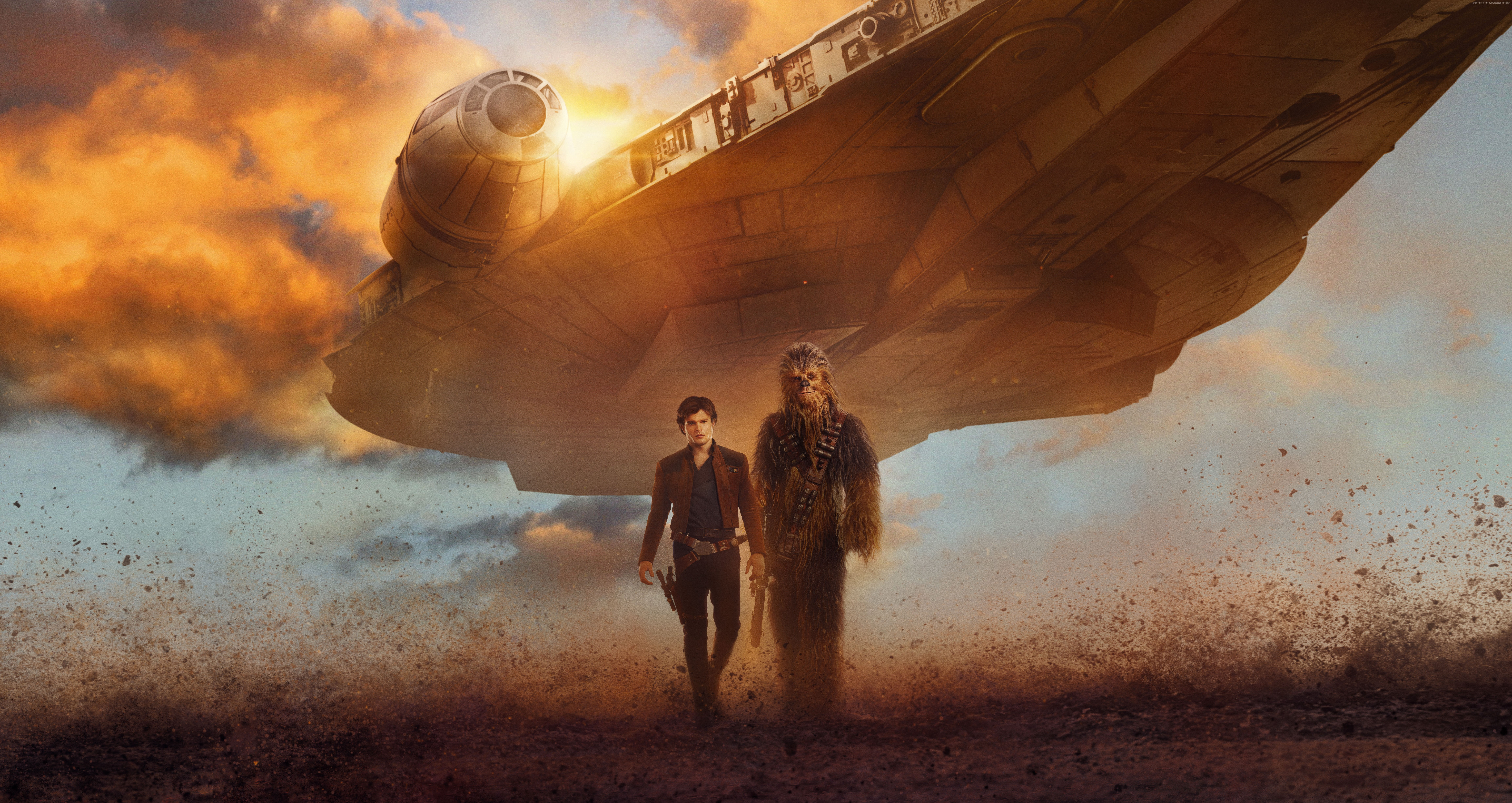 Solo A Star Wars Story Wallpapers Hd 9225x4899 Wallpaper Teahub Io
