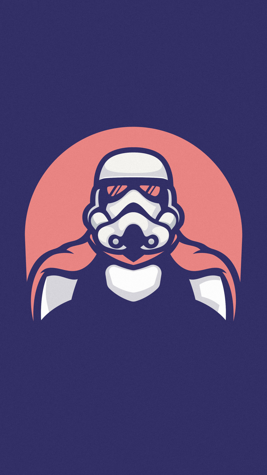Cool Wallpaper Minimalist Star Wars 1080x1920 Wallpaper Teahub Io