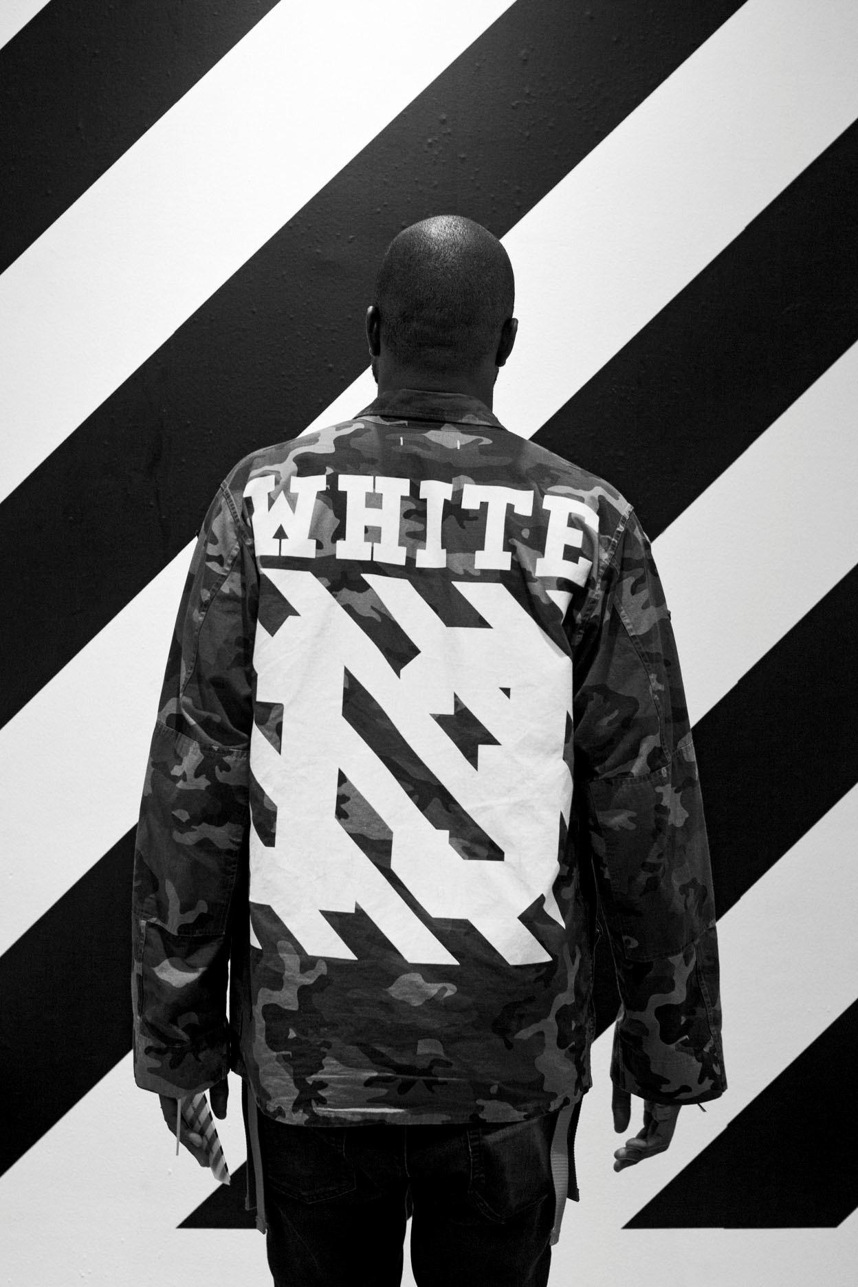 Virgil Abloh - Off White Brand Wallpaper Hd - HD Wallpaper