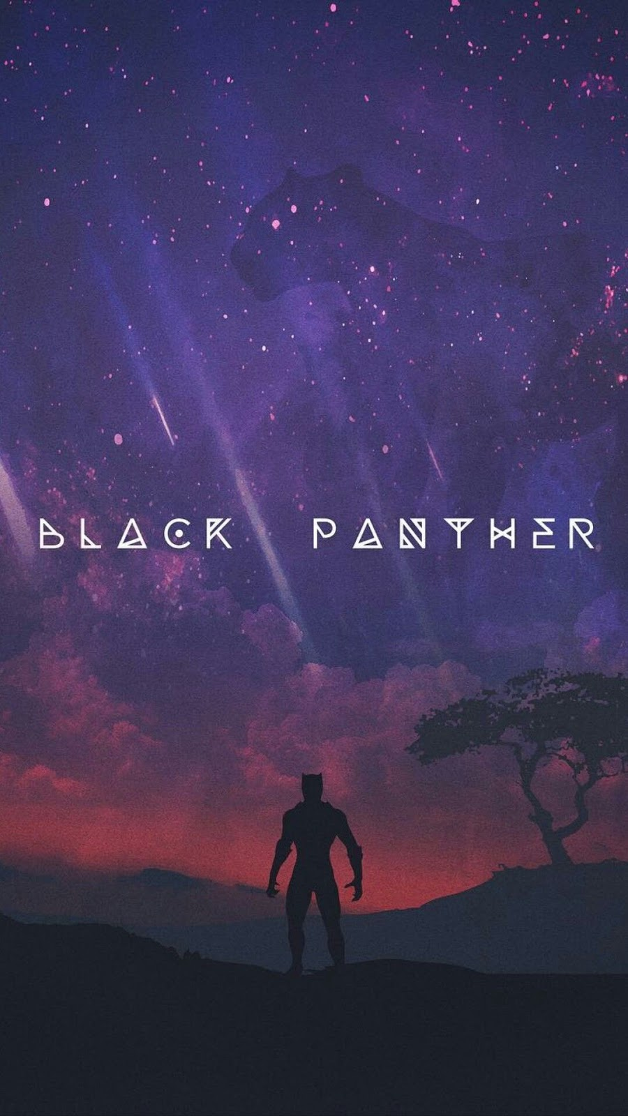 Black Panther Wallpapers From Avengers In Hd 4k Black Panther Sunsets Wallpaper Iphone 900x1600 Wallpaper Teahub Io