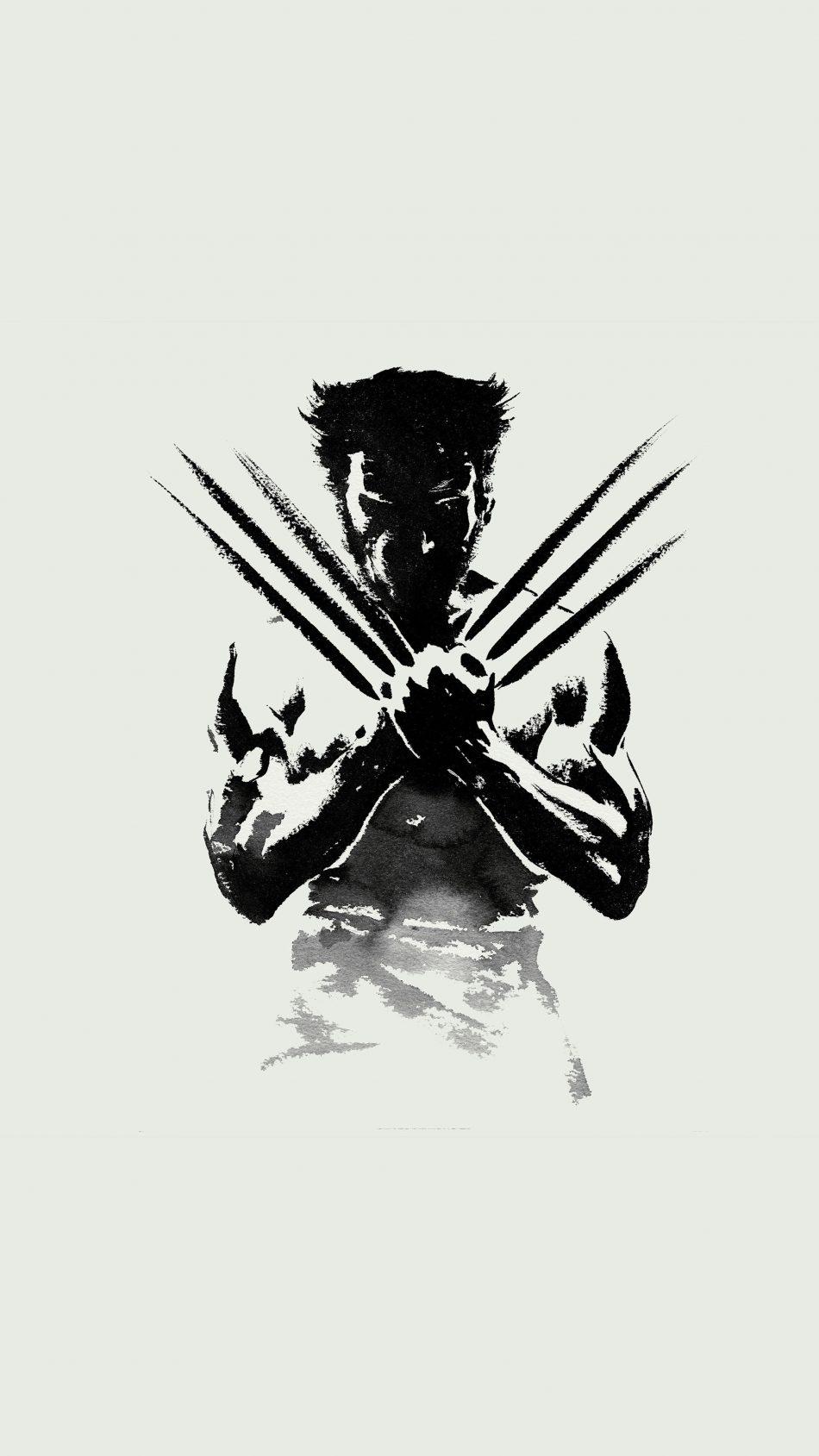 Wolverine Fan Artwork 4k Ultra Hd Mobile Wallpaper X Men Wallpaper 4k Phone 950x1689 Wallpaper Teahub Io