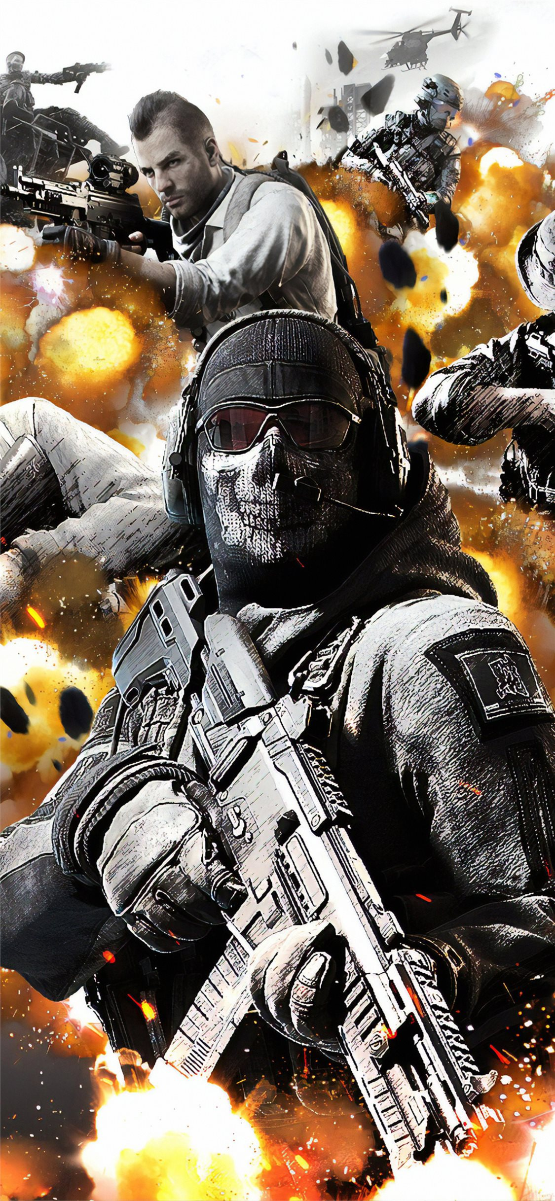 Call Of Duty Mobile Wallpaper 4k Android - HD Wallpaper