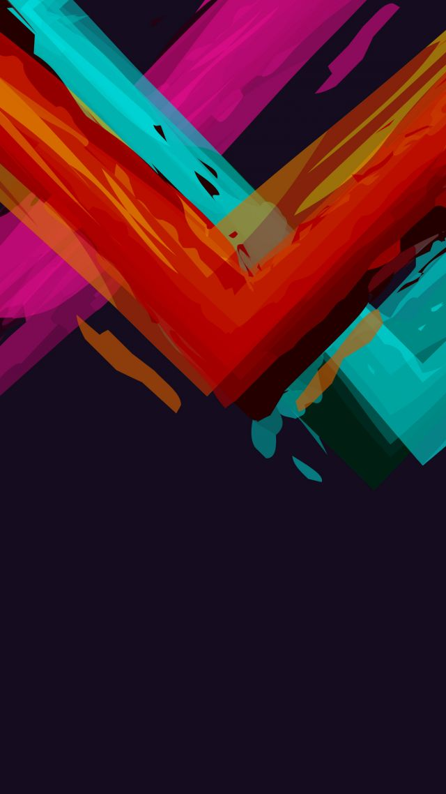 Artistic, Colors, 4k, 5k - Iphone Background Abstract - HD Wallpaper