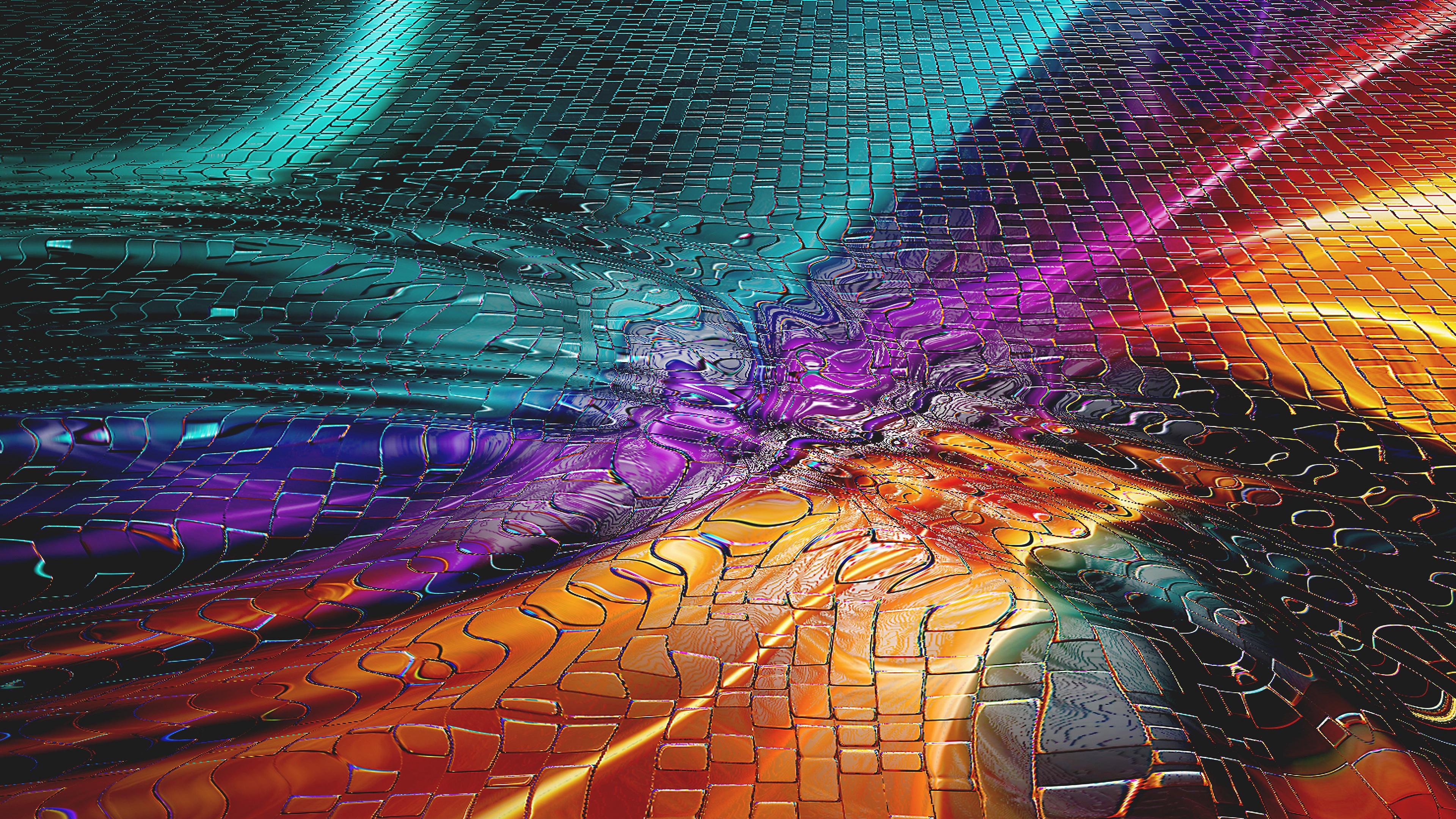 Gradient Graphic Colorful 4k - Gradient Background ...