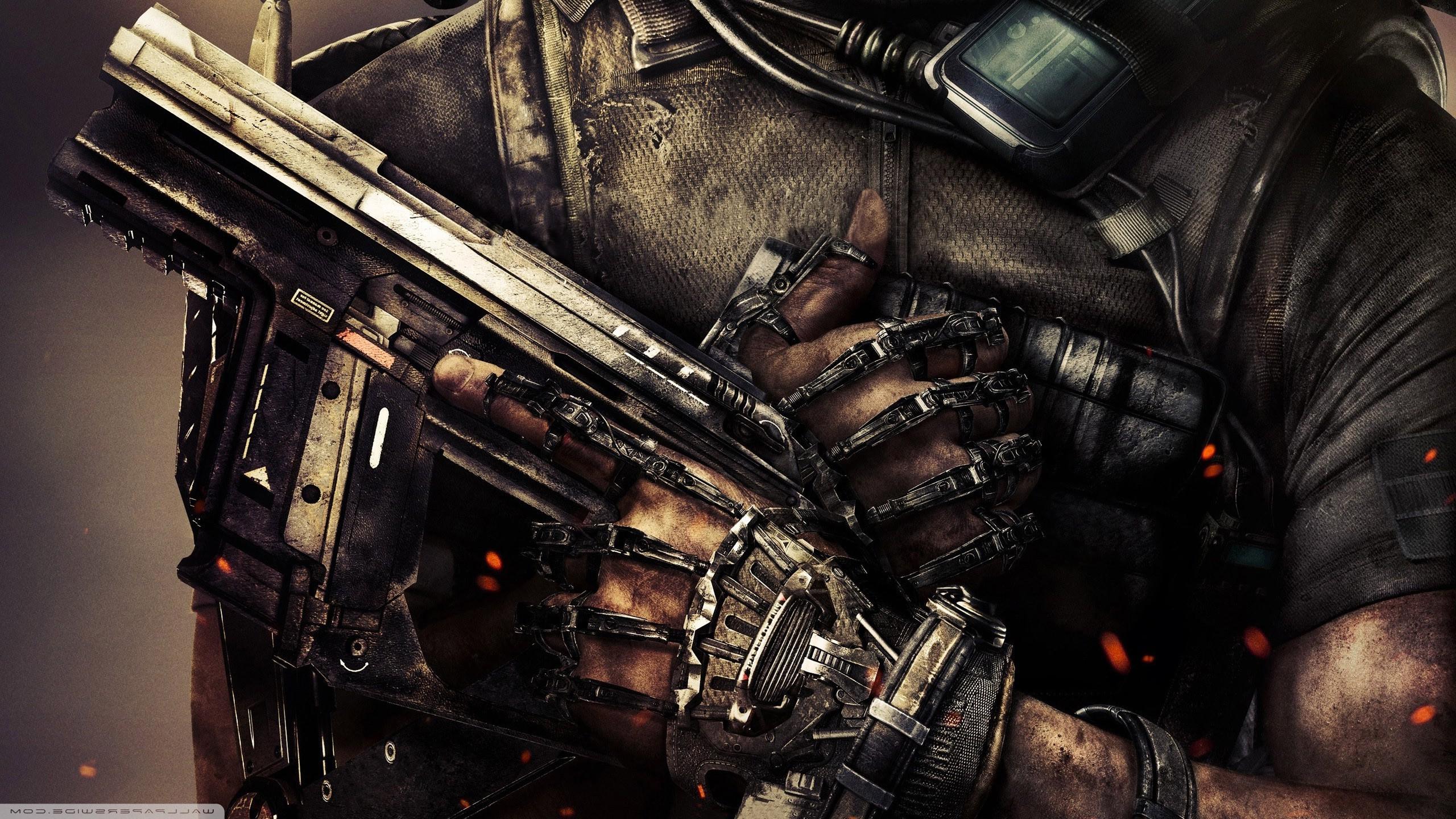HD 2560X1440 Wallpaper Modern Warfare Download