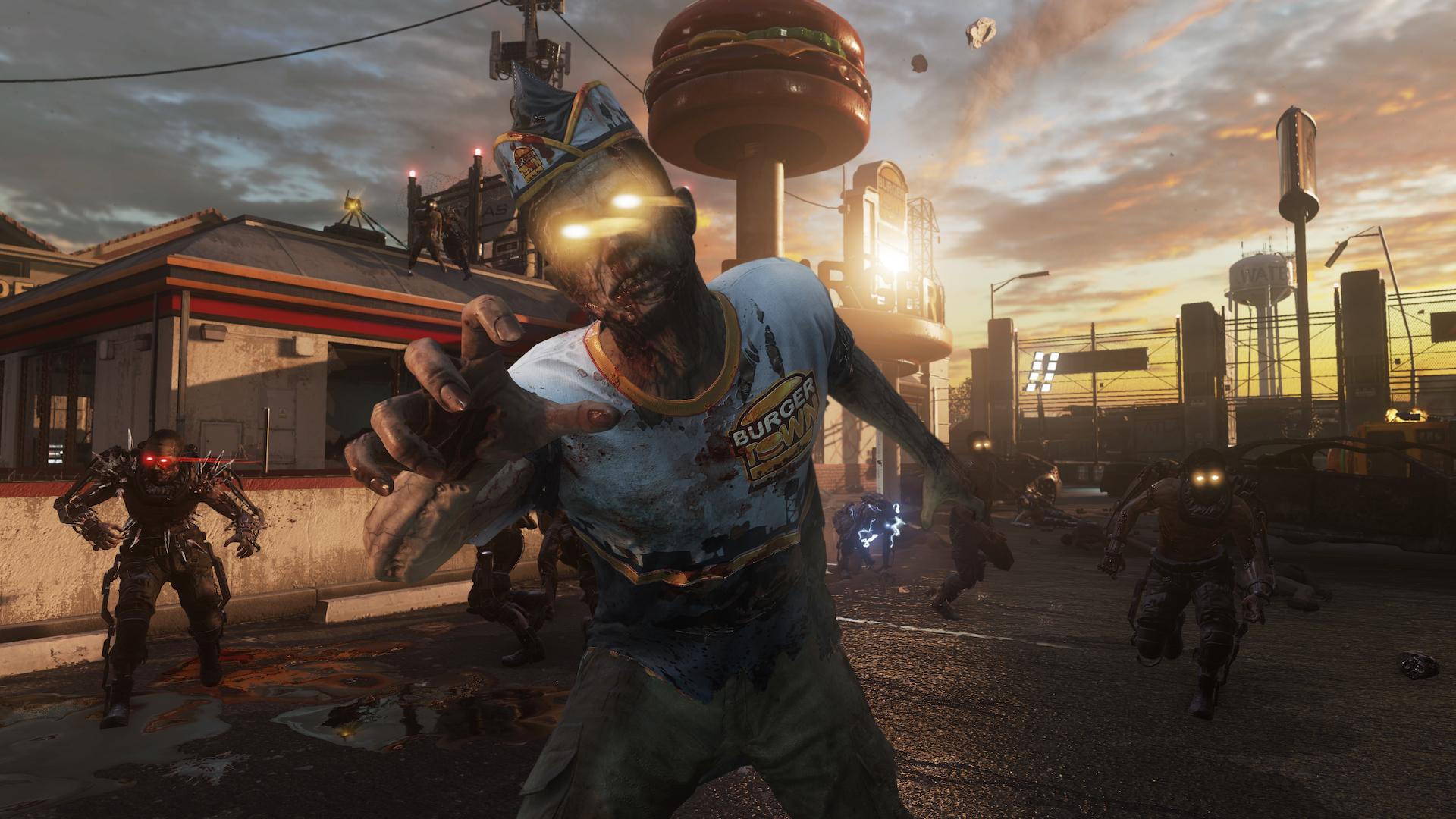 Call Of Duty Black Ops 4 Nazi Zombies - HD Wallpaper