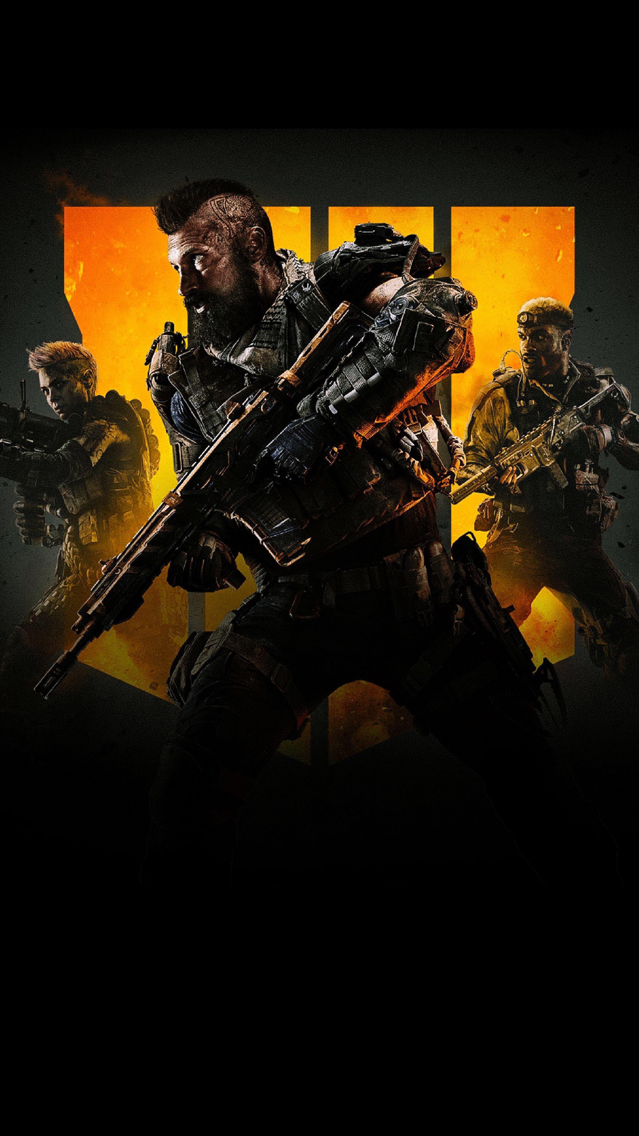 Call Of Duty: Black Ops 4 - HD Wallpaper
