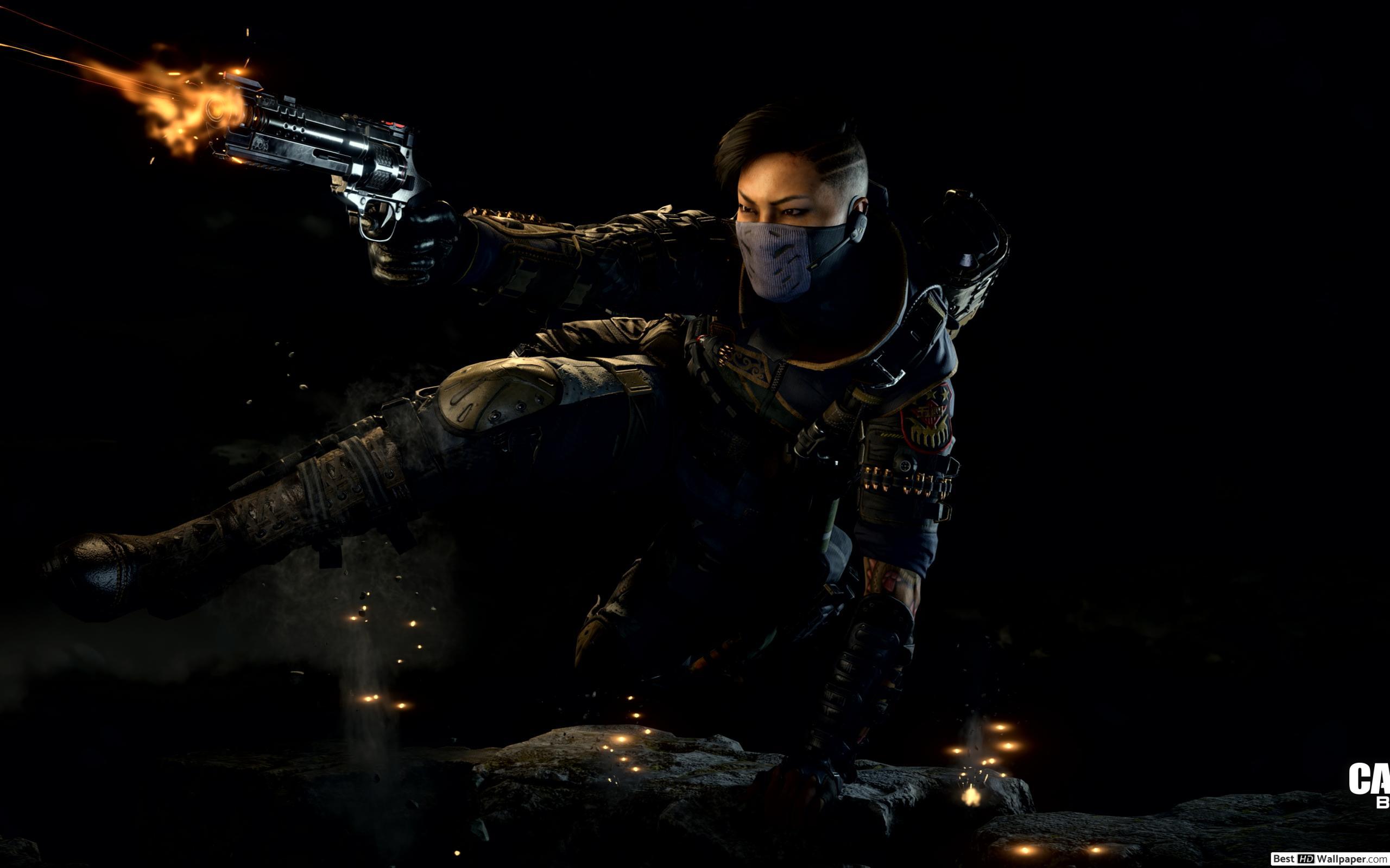 Call Of Duty Black Ops 4 Seraph - HD Wallpaper
