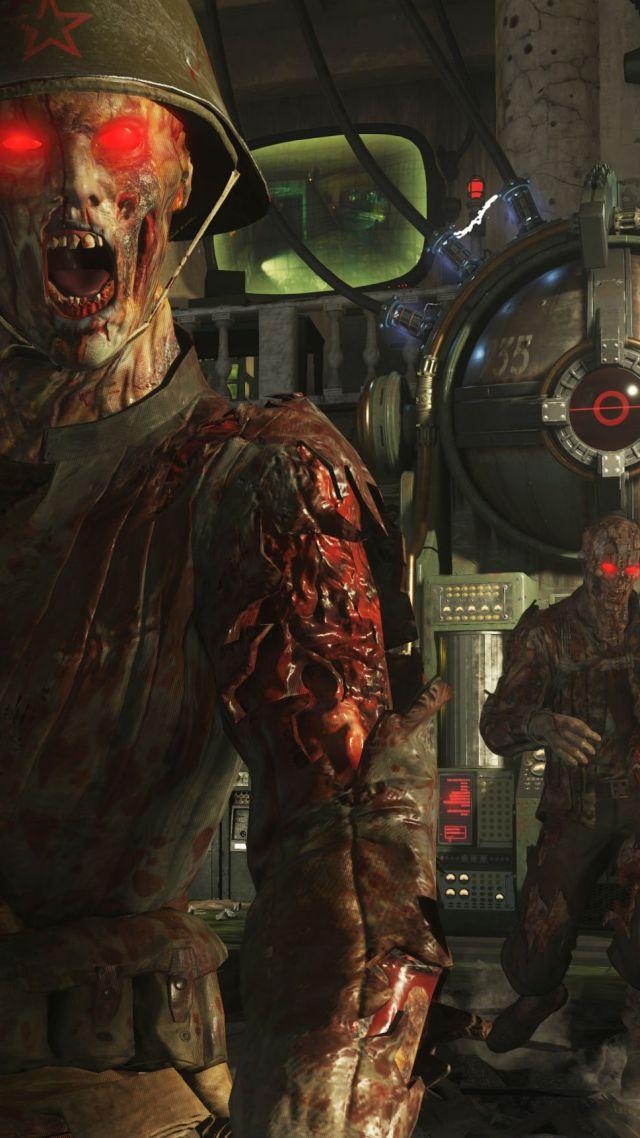 Call Of Duty - Black Ops 4 Zombie - HD Wallpaper