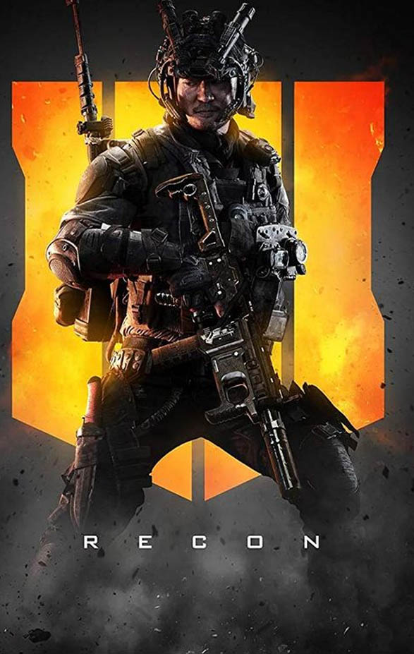 Call Of Duty - Call Of Duty Black Ops 4 Characters - HD Wallpaper