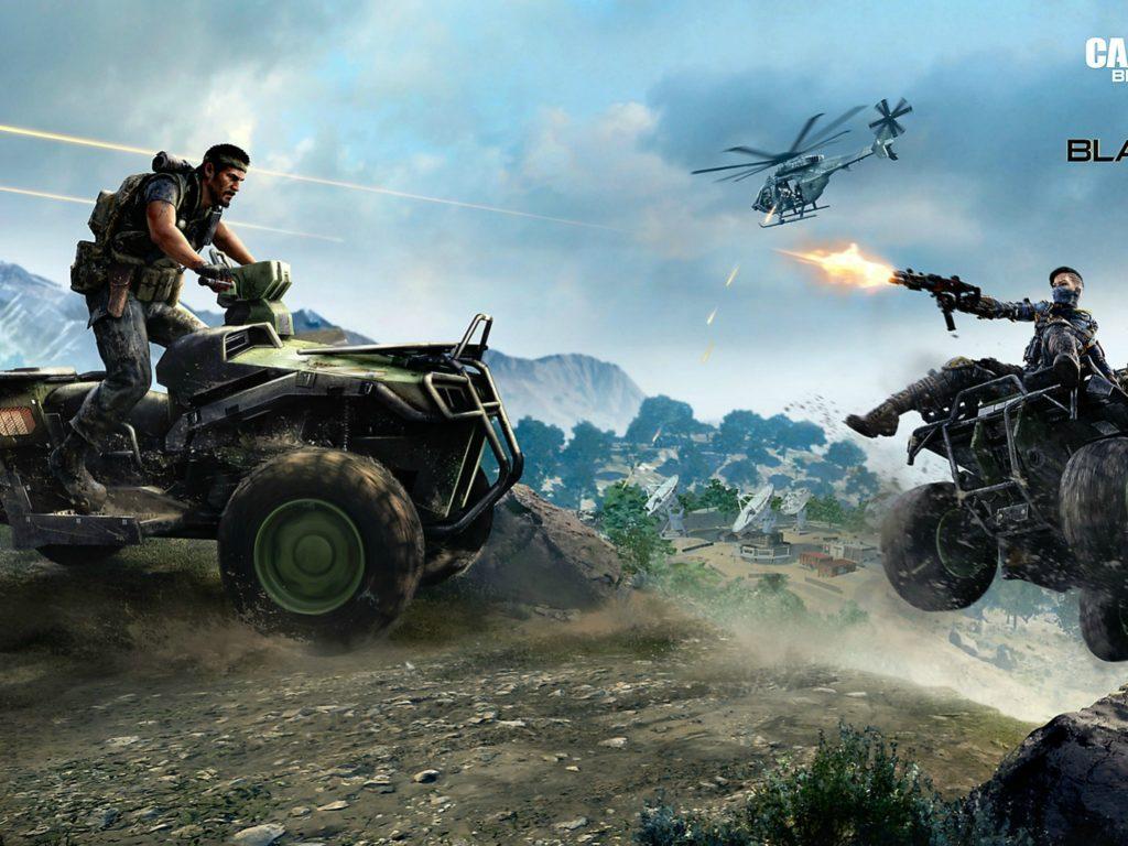 Call Of Duty Black Ops 4 Blackout - HD Wallpaper