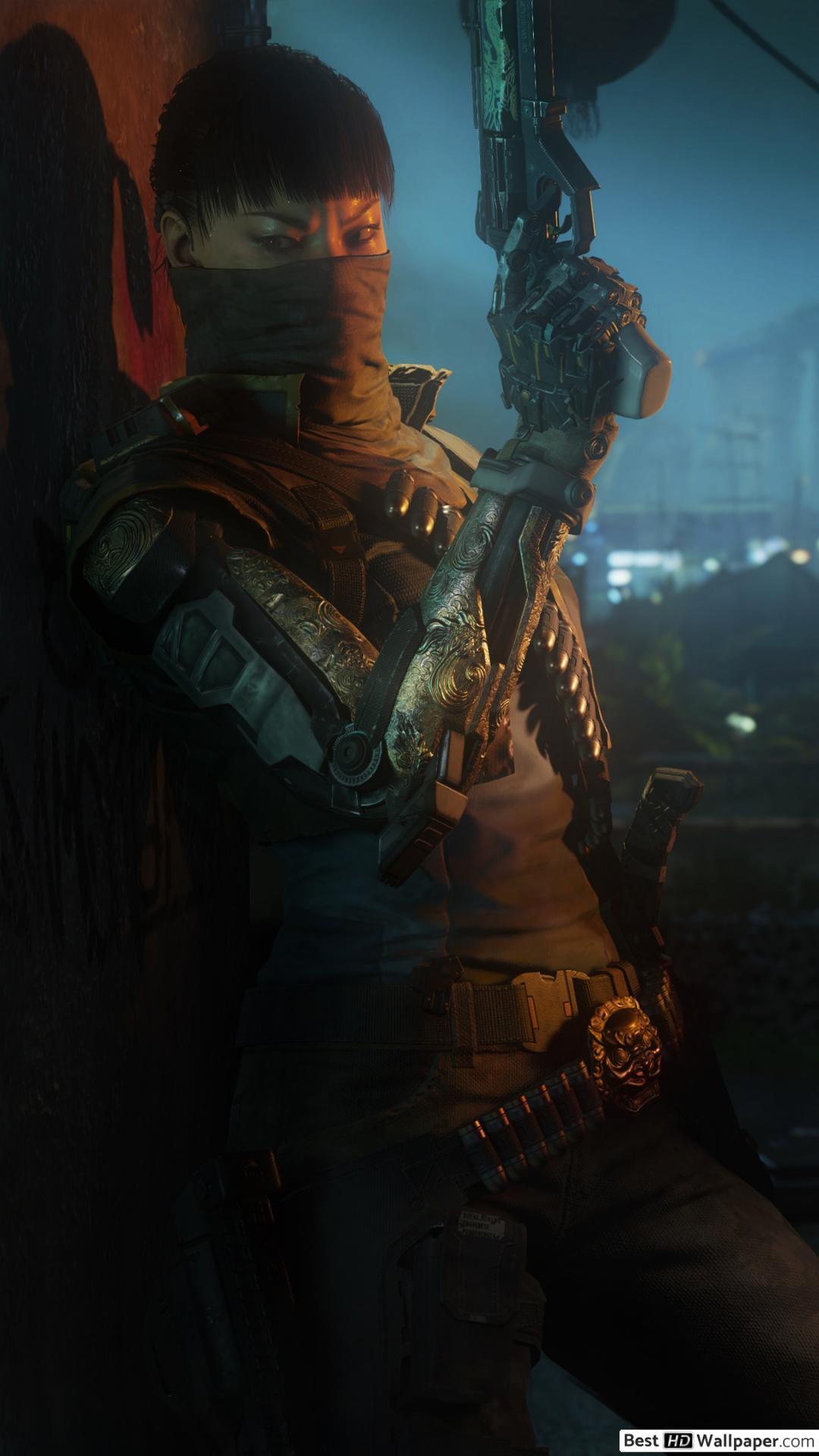 Call Of Duty Black Ops 3 Seraph - HD Wallpaper