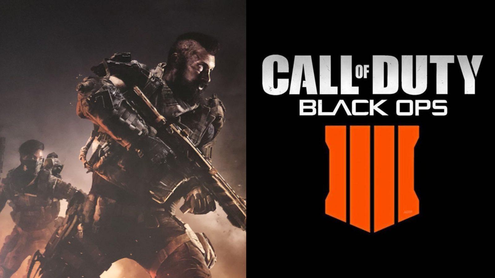 Call Of Duty Bleque Ops 4 - HD Wallpaper