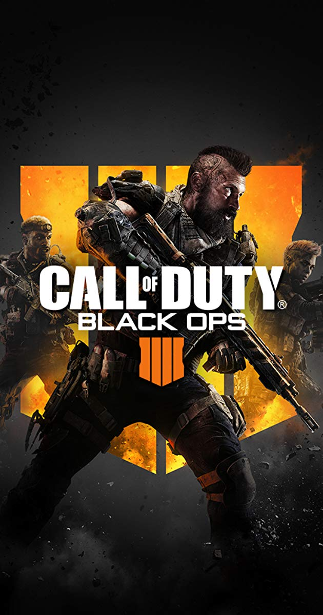 Call Of Duty Black Ops 4 - HD Wallpaper