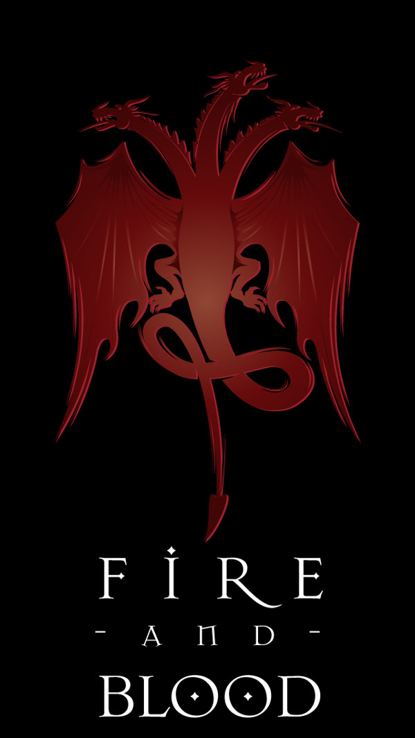 8 Cool Game Of Thrones House Sigil Iphone Wallpapers - Game Of Thrones House Art - HD Wallpaper