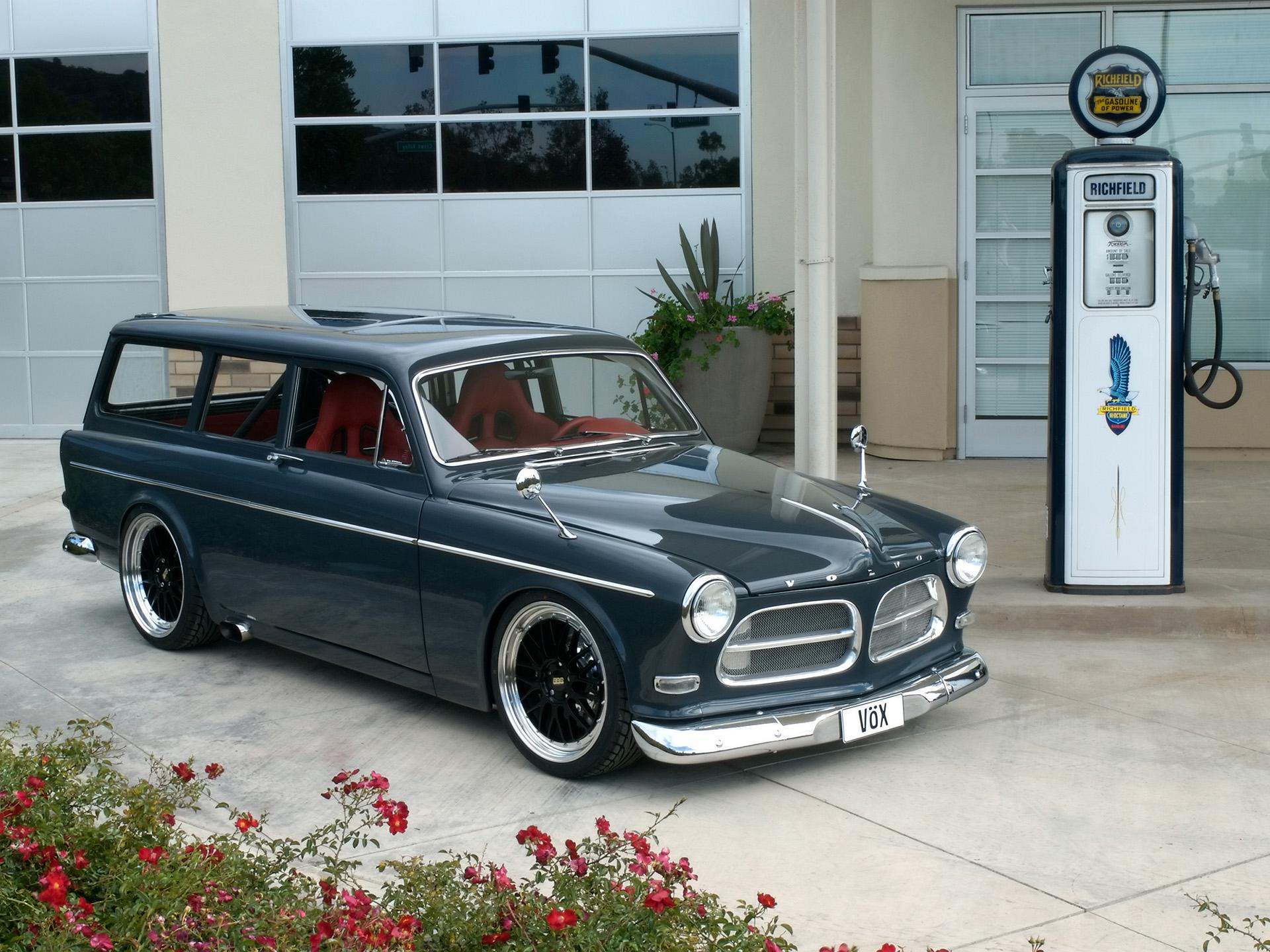 1967 Volvo Wagon 1920x1440 Wallpaper Teahub Io