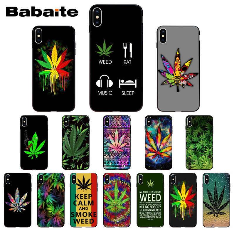 For Iphone 11pro Max Smoking Eat Weed Sleep Music Phone - Rose Skeleton Hand Case - HD Wallpaper