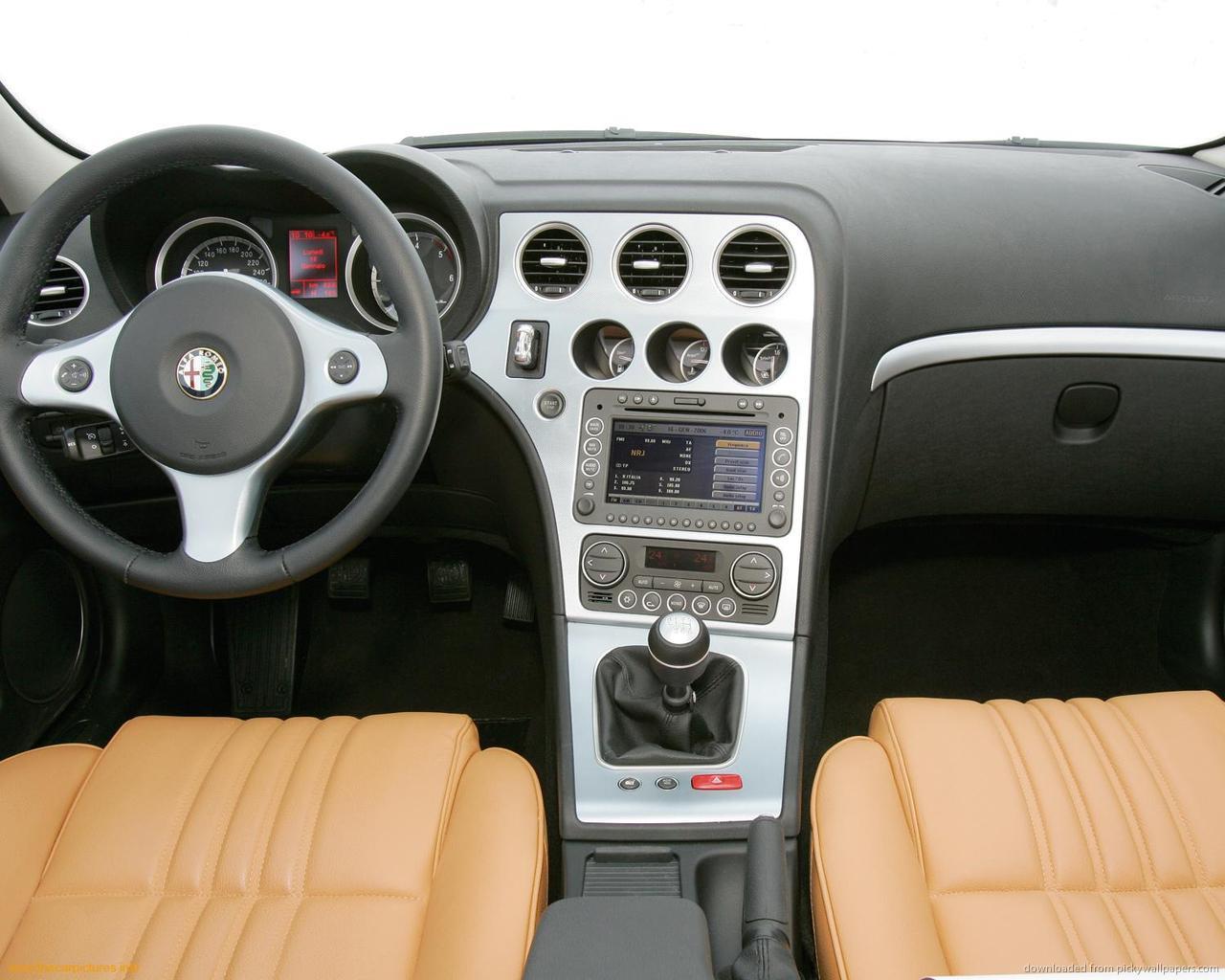 Alfa Romeo 159 Interior 1280x1024 Wallpaper Teahub Io