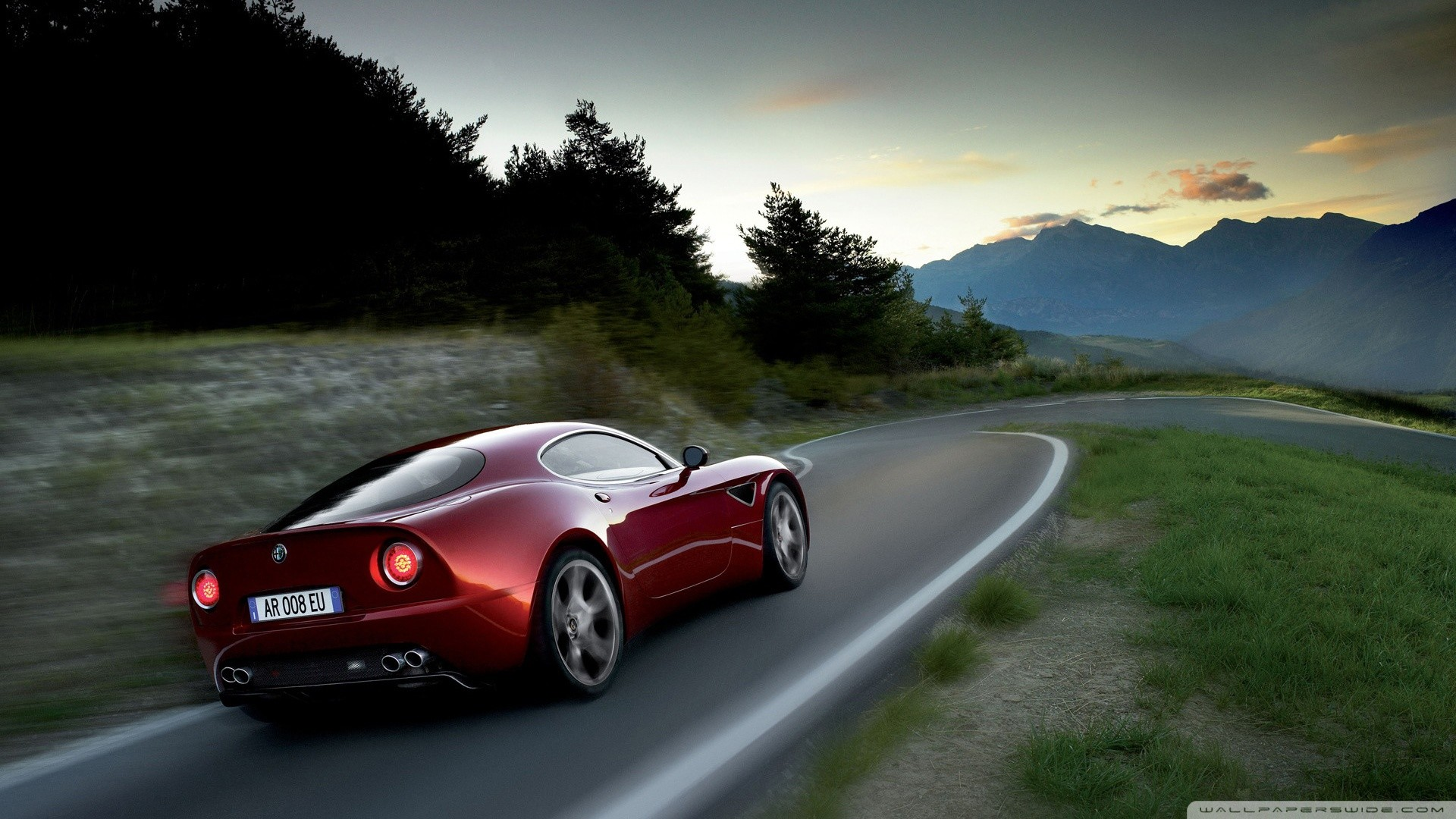 Standard Data Src W Full 7 E 0 348051 Alfa Romeo 8c 1920x1080 Wallpaper Teahub Io